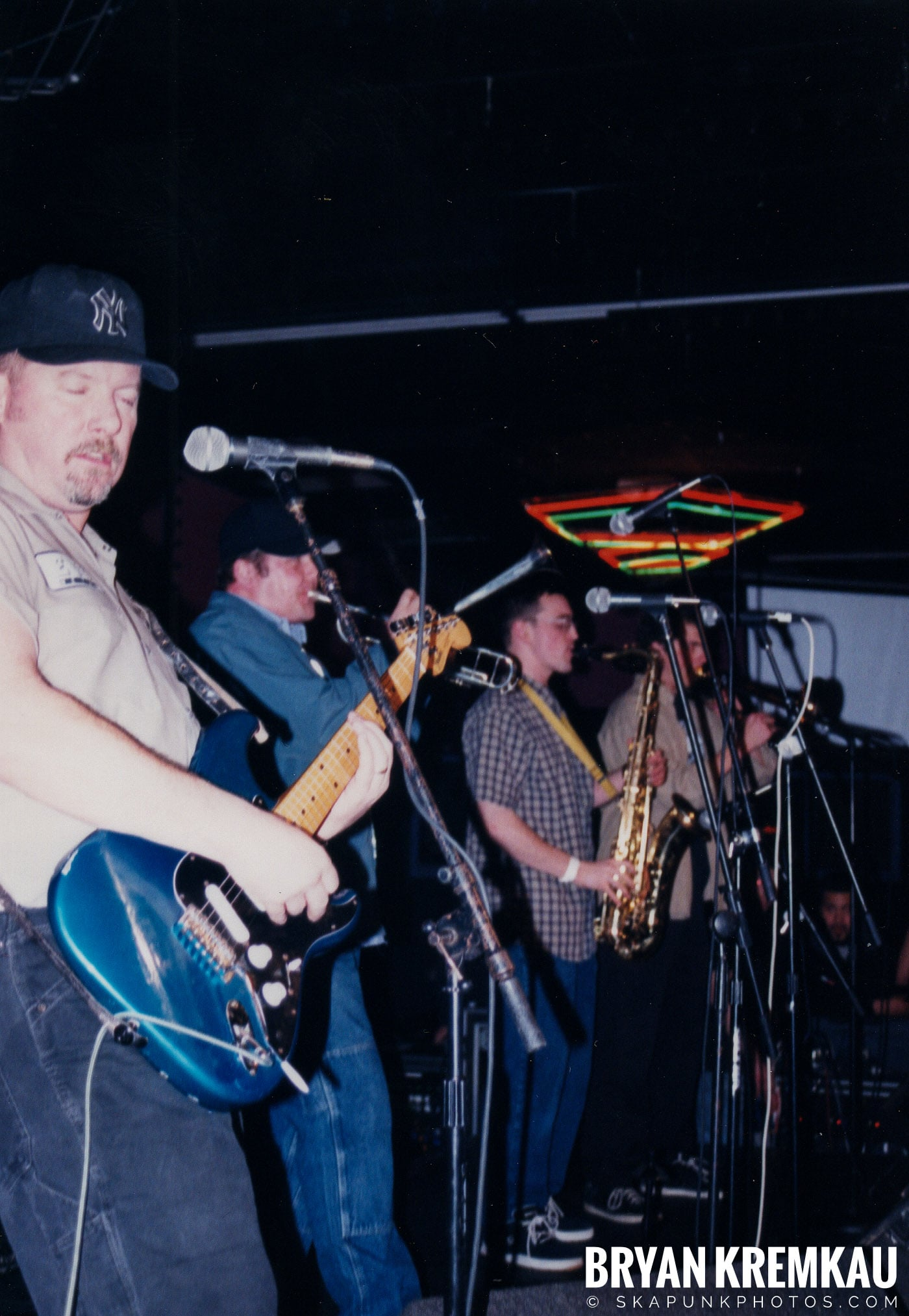 The Toasters @ Skater's World, Wayne, NJ - 11.29.98 (3)