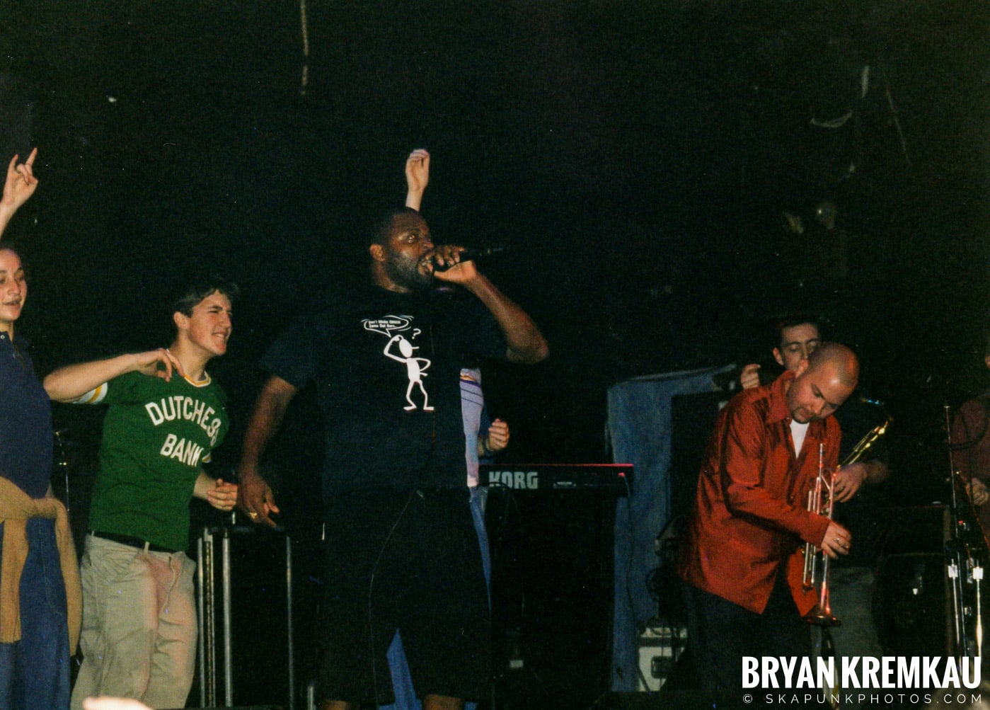 The Toasters @ The Chance, Poughkeepsie, NY - 1.15.99 (23)