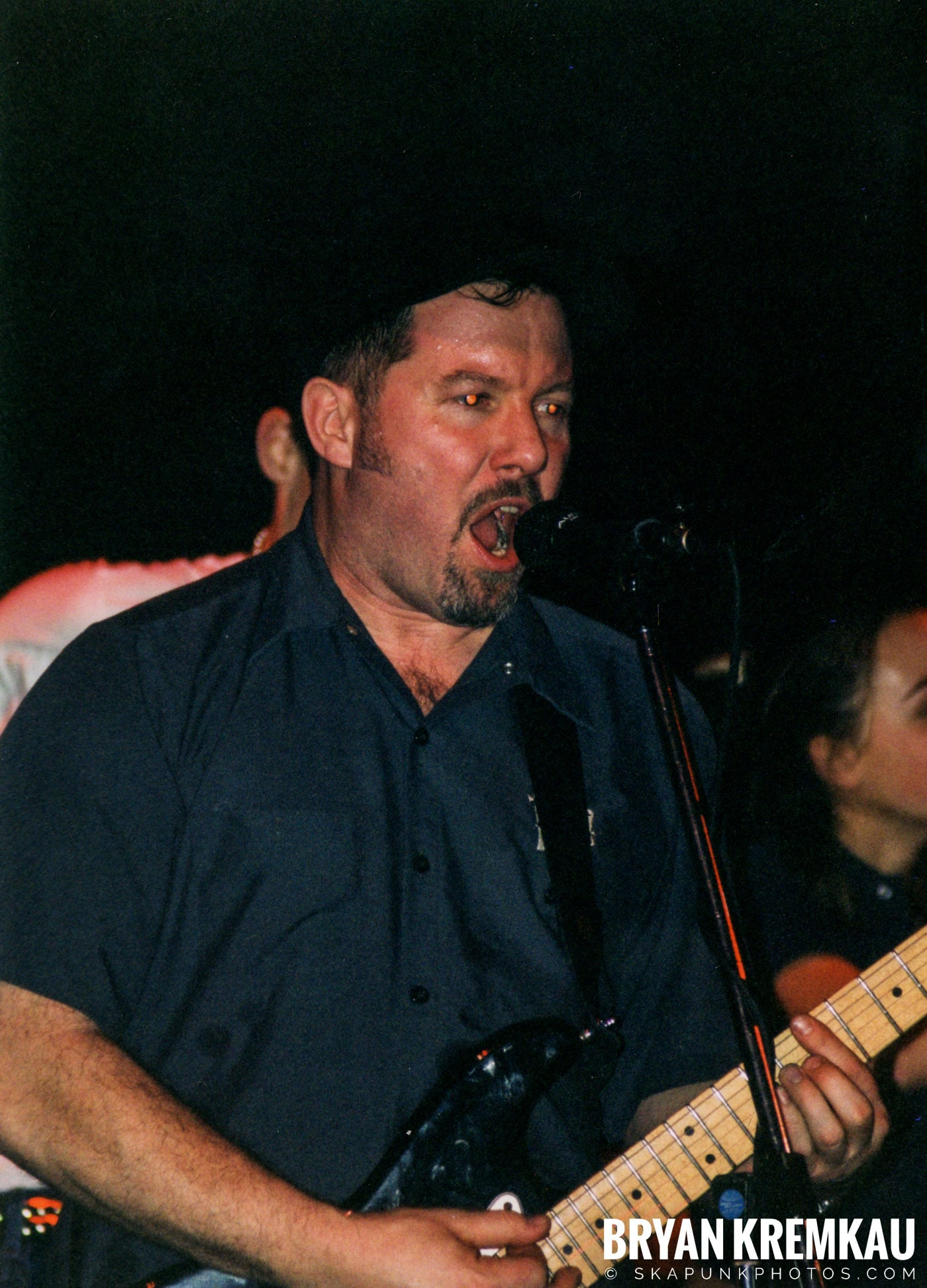 The Toasters @ The Chance, Poughkeepsie, NY - 1.15.99 (22)