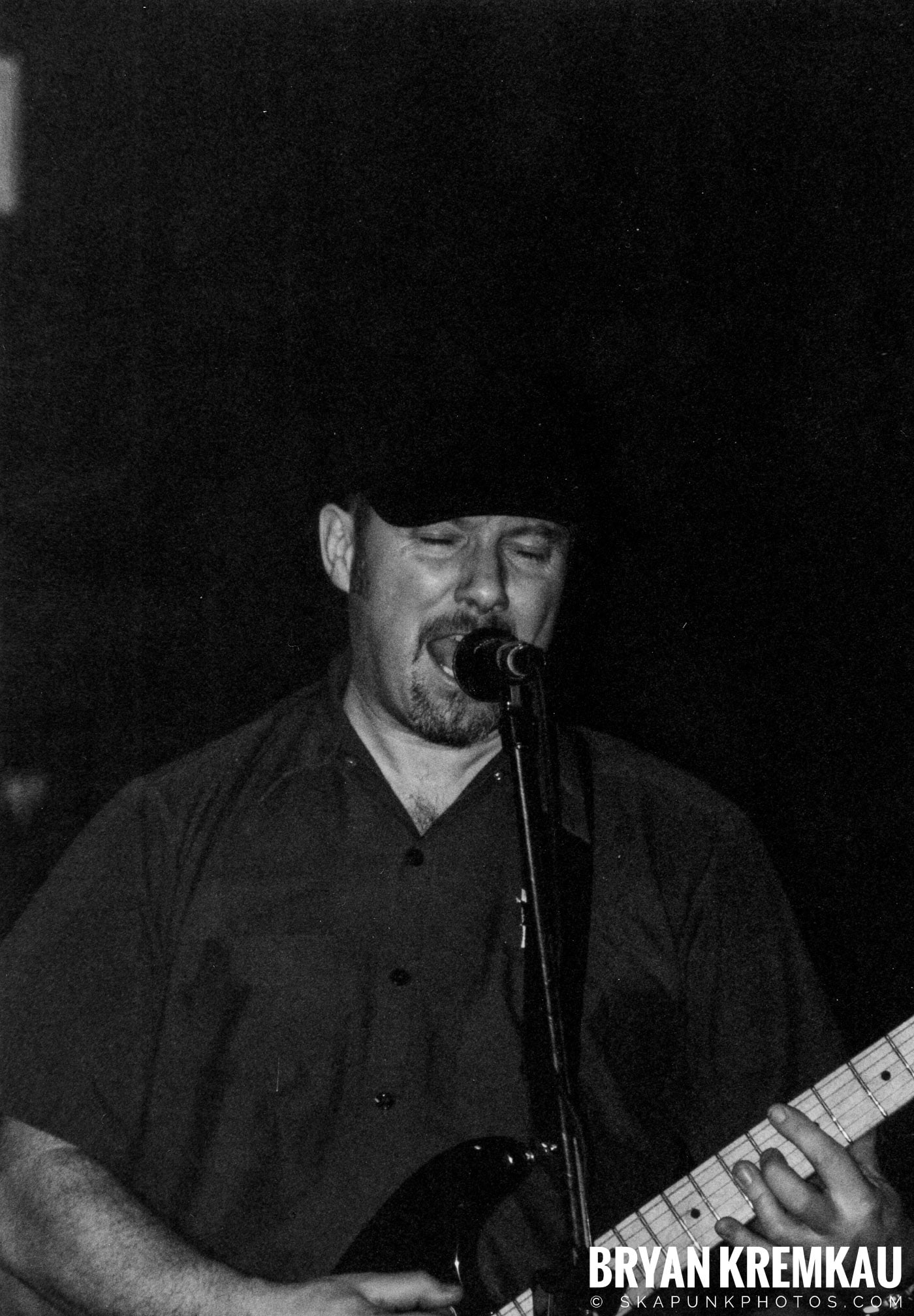 The Toasters @ The Chance, Poughkeepsie, NY - 1.15.99 (17)