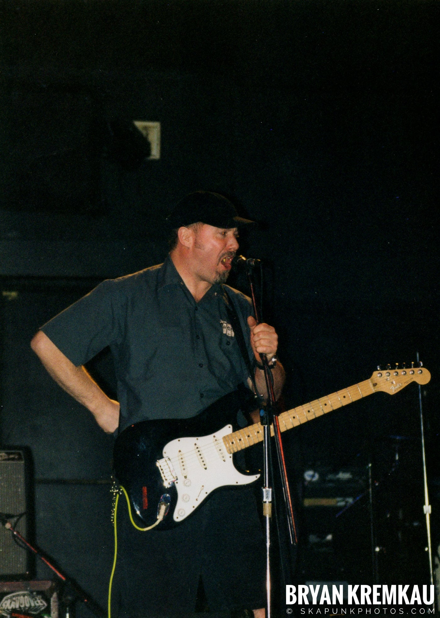 The Toasters @ The Chance, Poughkeepsie, NY - 1.15.99 (14)
