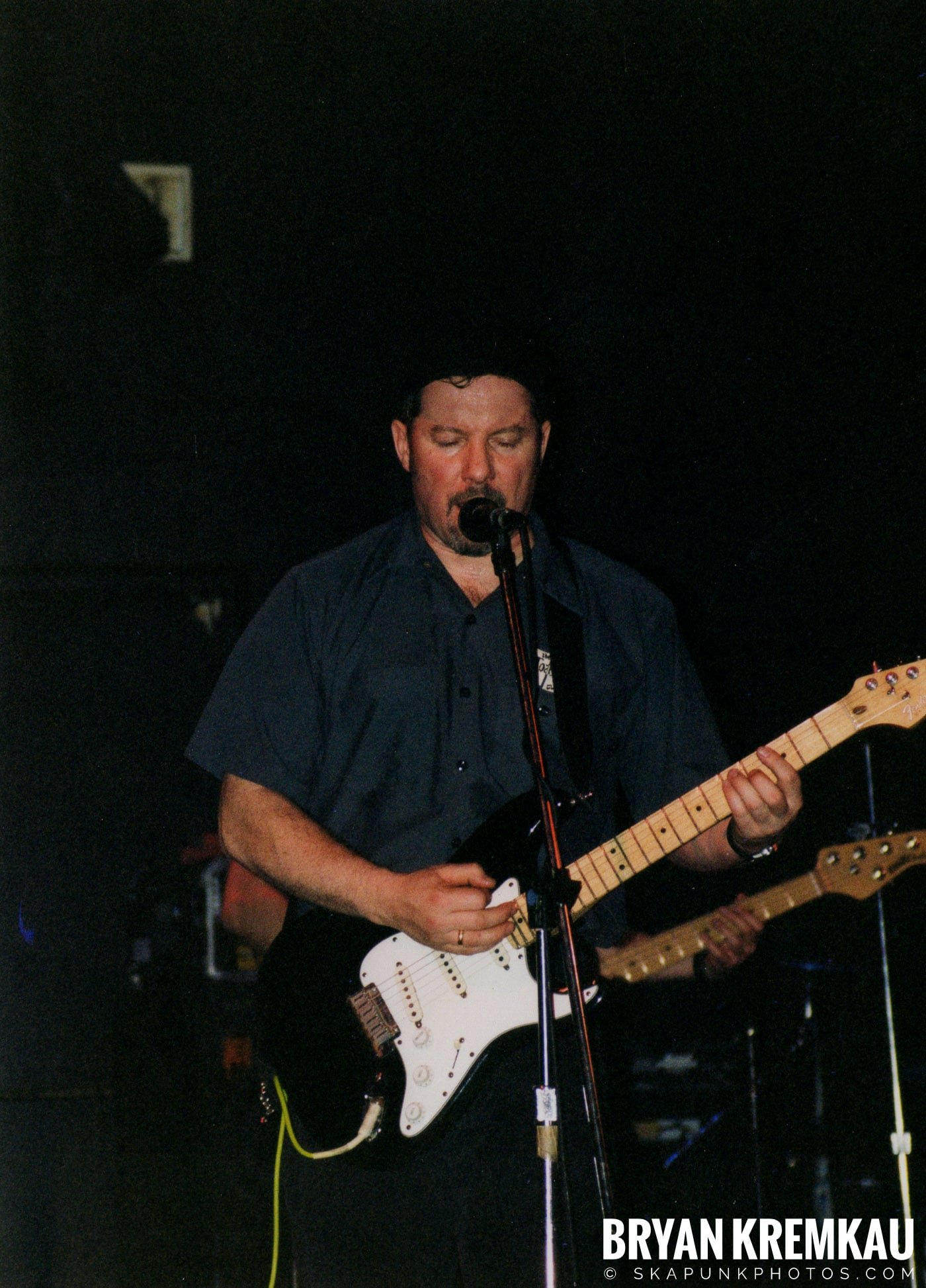 The Toasters @ The Chance, Poughkeepsie, NY - 1.15.99 (8)
