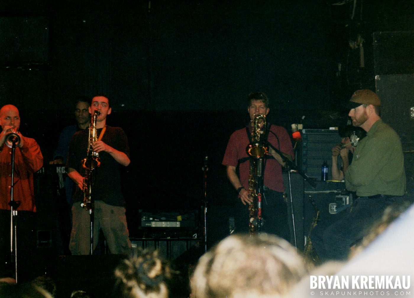 The Toasters @ The Chance, Poughkeepsie, NY - 1.15.99 (5)
