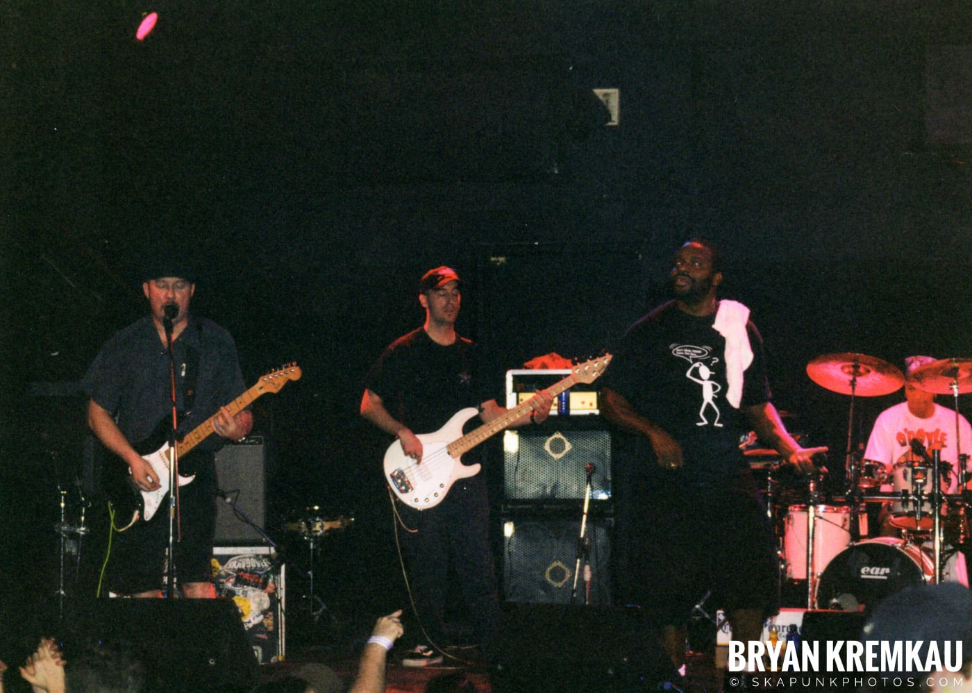 The Toasters @ The Chance, Poughkeepsie, NY - 1.15.99 (4)