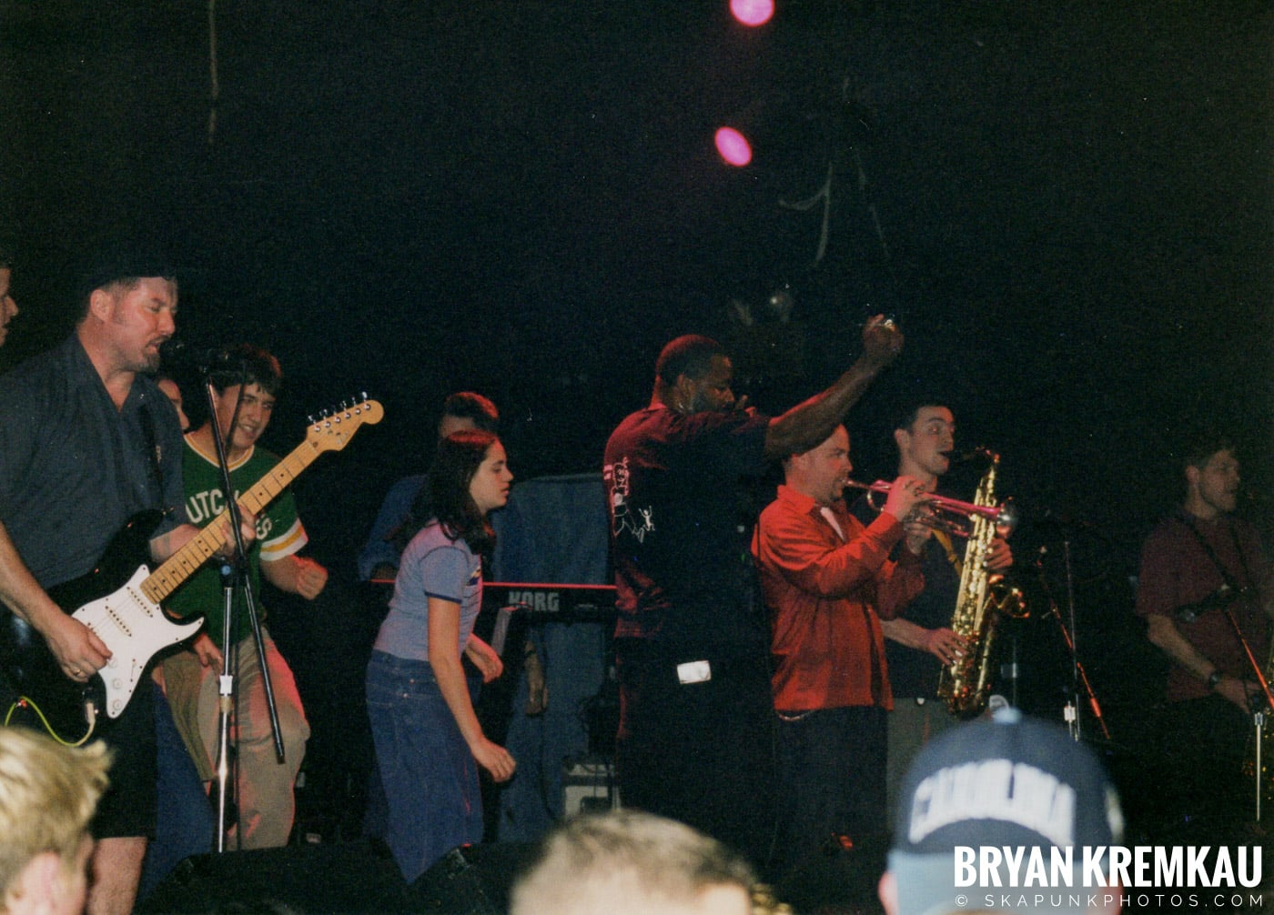 The Toasters @ The Chance, Poughkeepsie, NY - 1.15.99 (2)