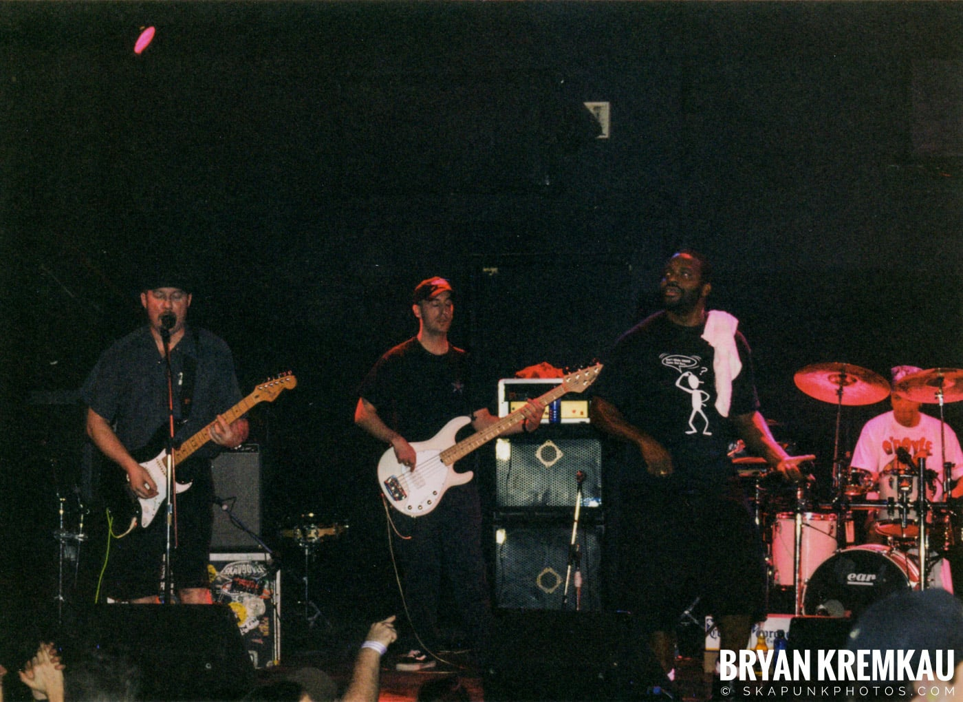The Toasters @ The Chance, Poughkeepsie, NY - 1.15.99 (1)