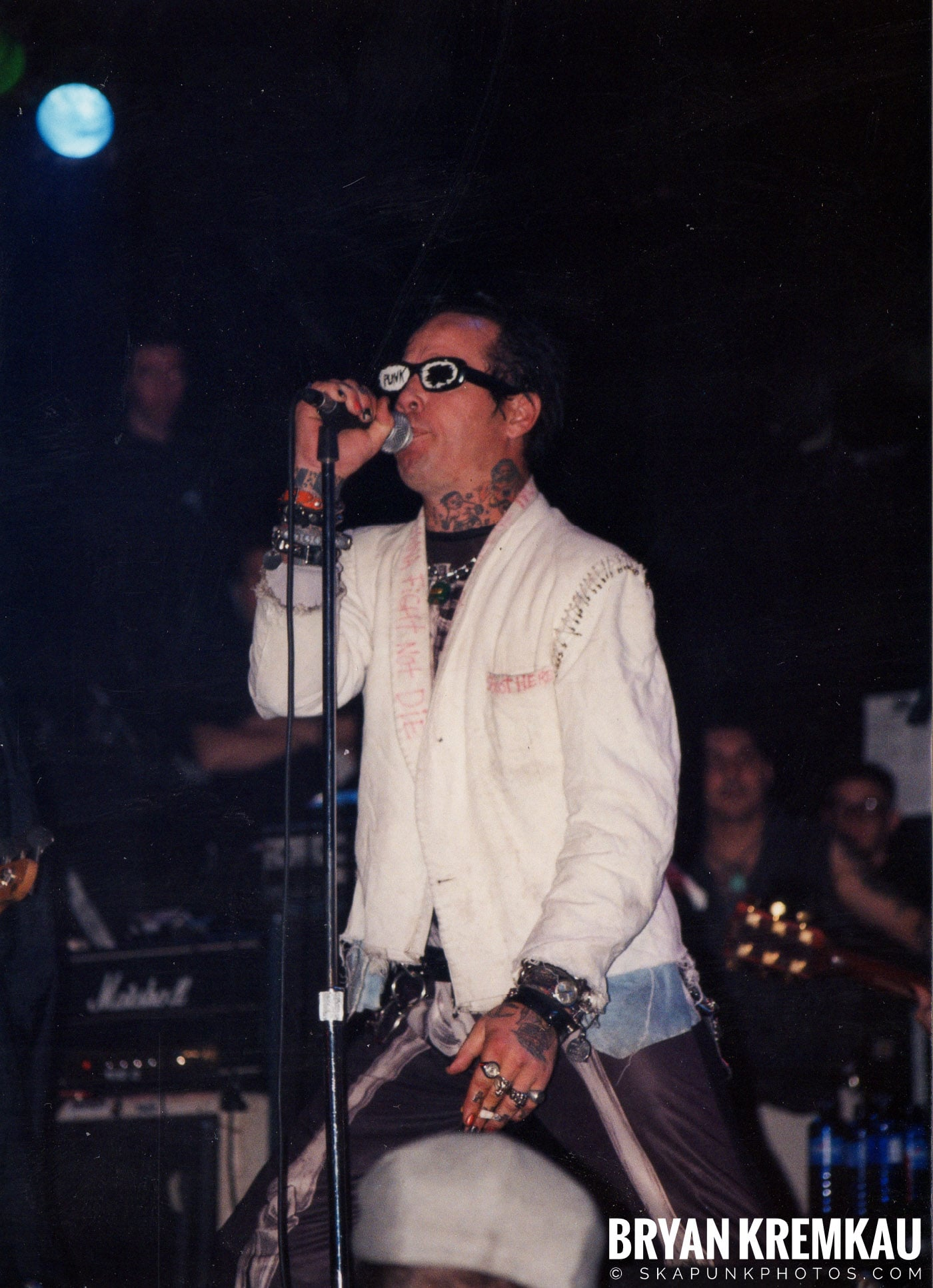 U.S. Bombs @ The Chance, Poughkeepsie, NY - 10.31.98 (5)