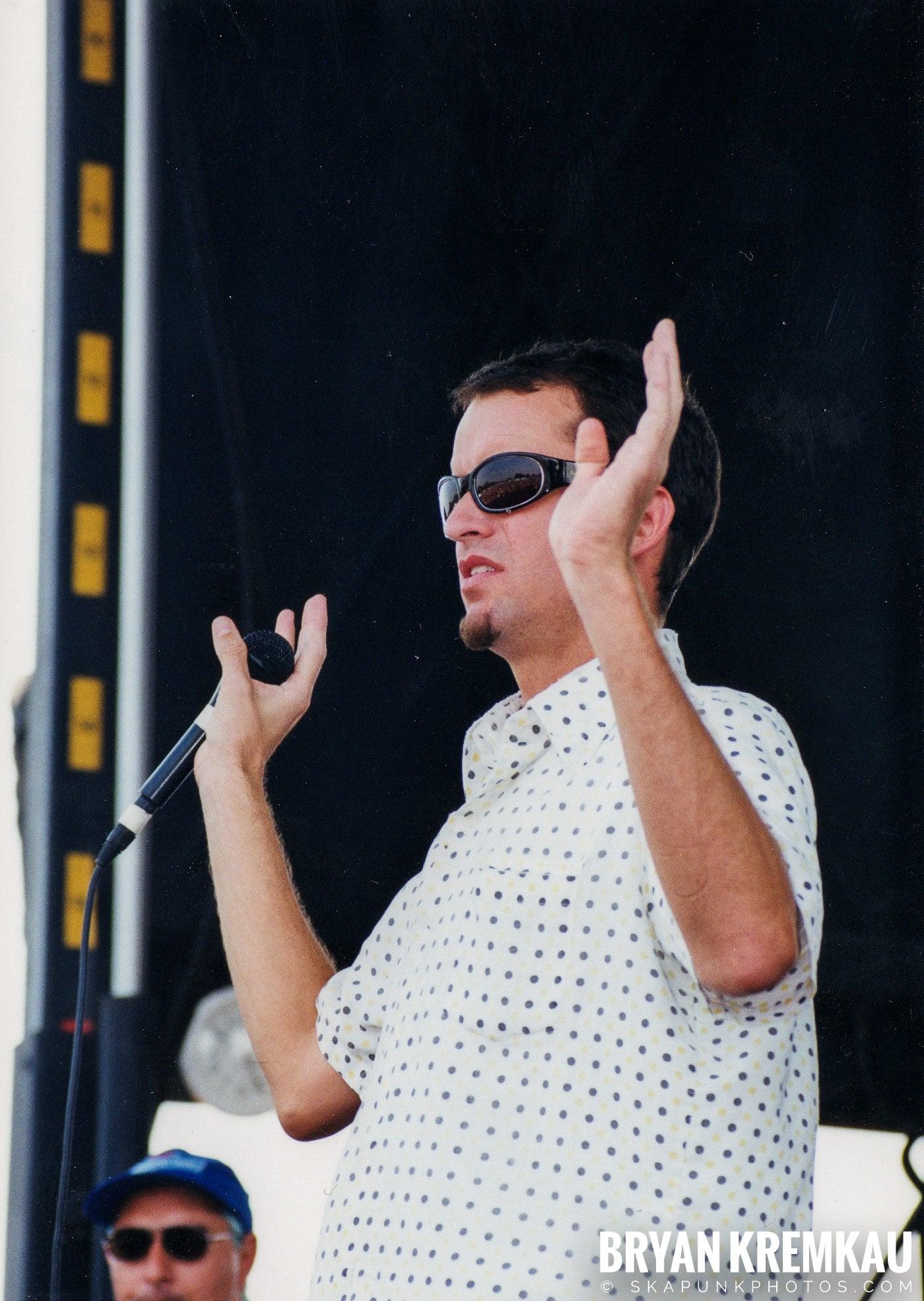 The Vandals @ Vans Warped Tour, Randall's Island, NYC - 7.16.99 (8)
