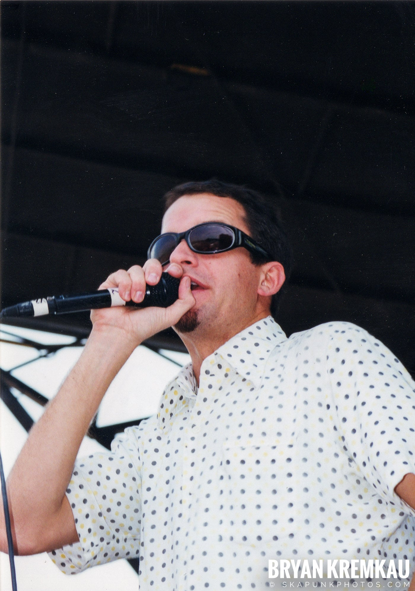 The Vandals @ Vans Warped Tour, Randall's Island, NYC - 7.16.99 (3)