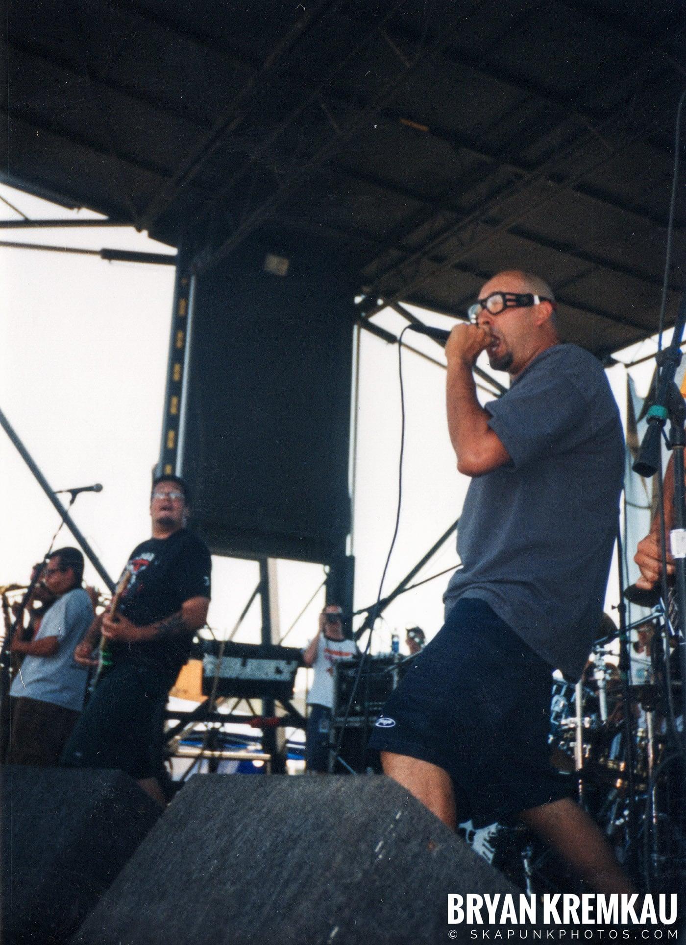 Voodoo Glow Skulls @ Vans Warped Tour, Randall's Island, NYC - 8.1.98 (14)