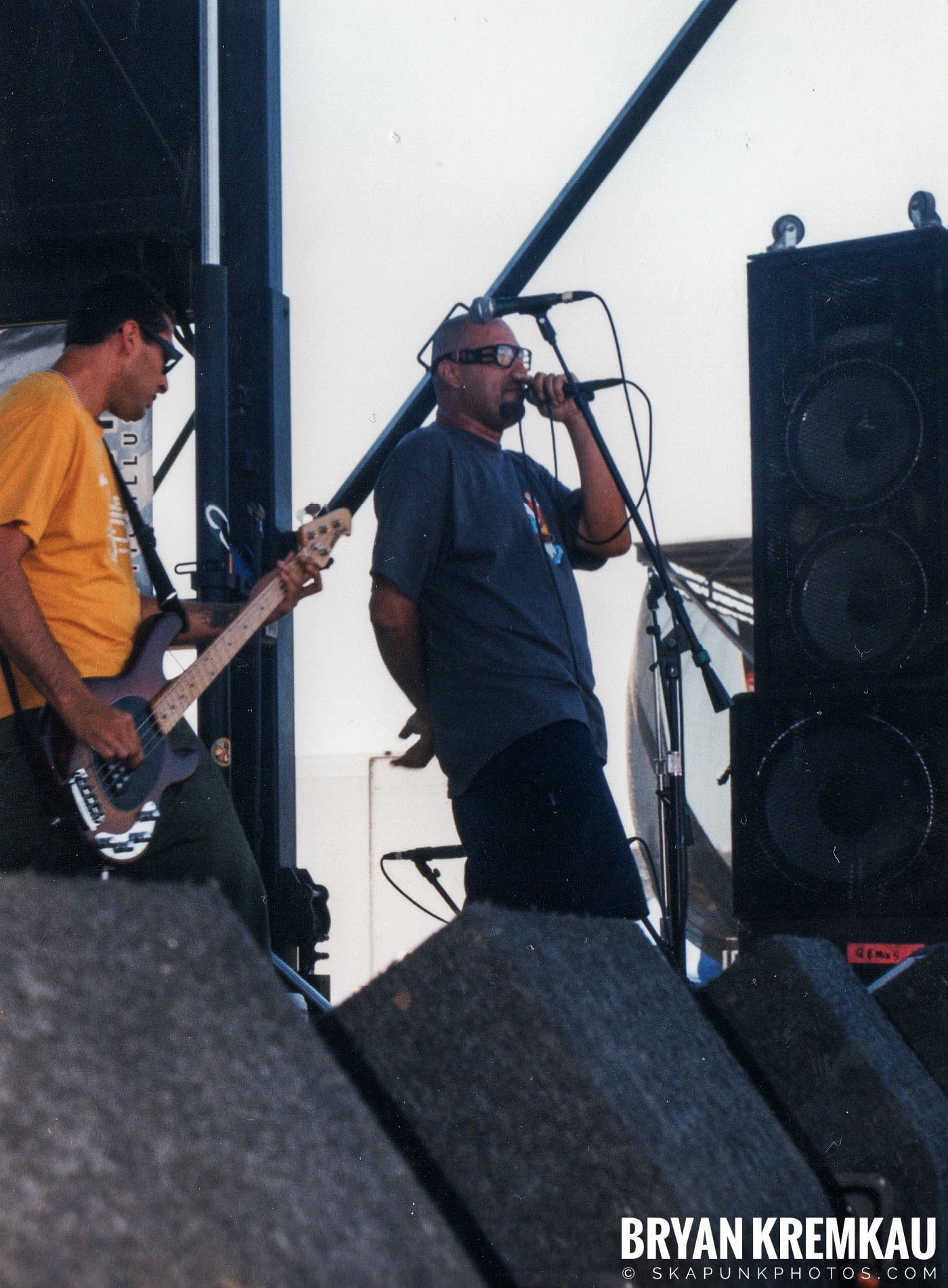 Voodoo Glow Skulls @ Vans Warped Tour, Randall's Island, NYC - 8.1.98 (13)