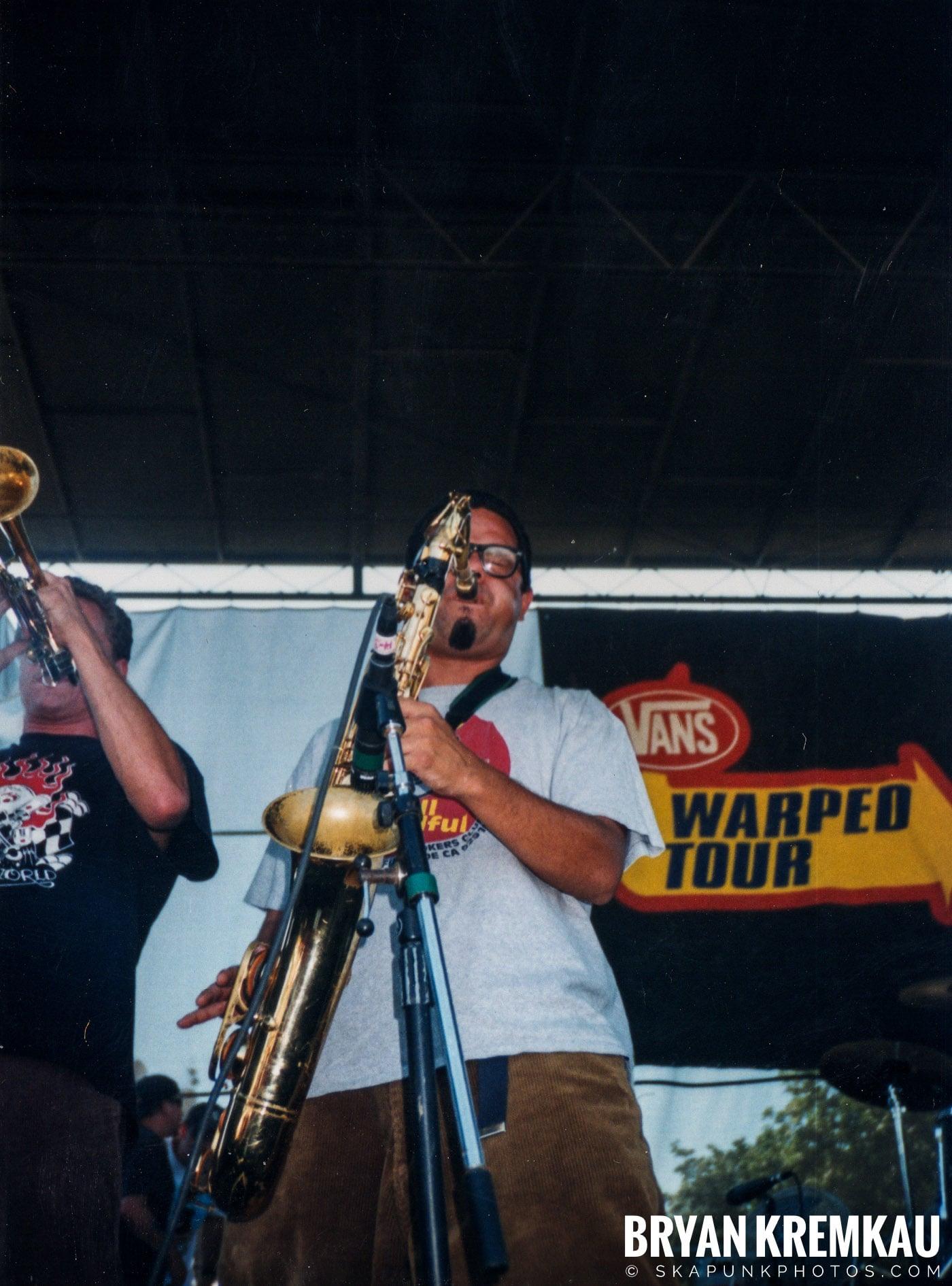 Voodoo Glow Skulls @ Vans Warped Tour, Randall's Island, NYC - 8.1.98 (10)