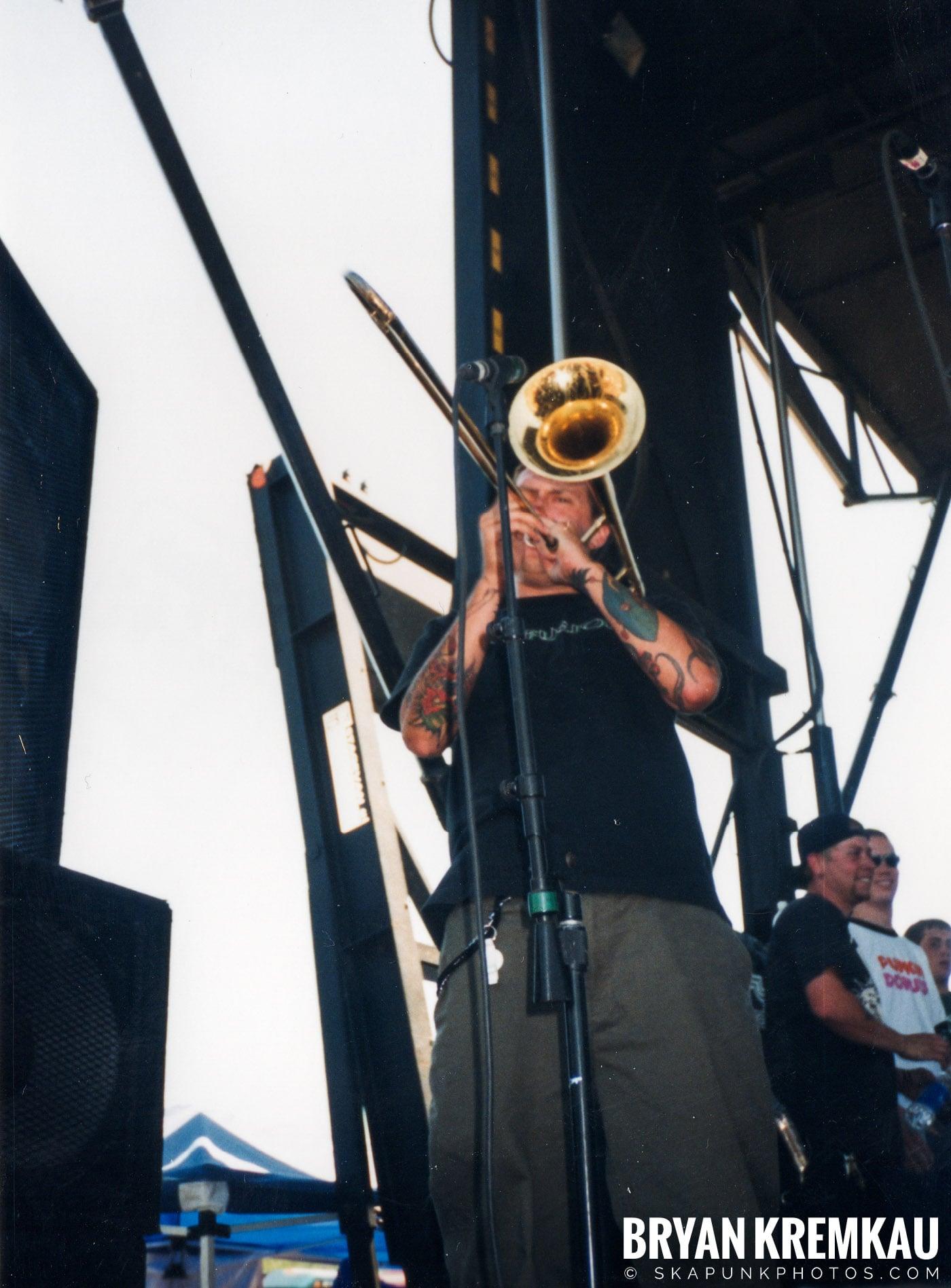 Voodoo Glow Skulls @ Vans Warped Tour, Randall's Island, NYC - 8.1.98 (7)