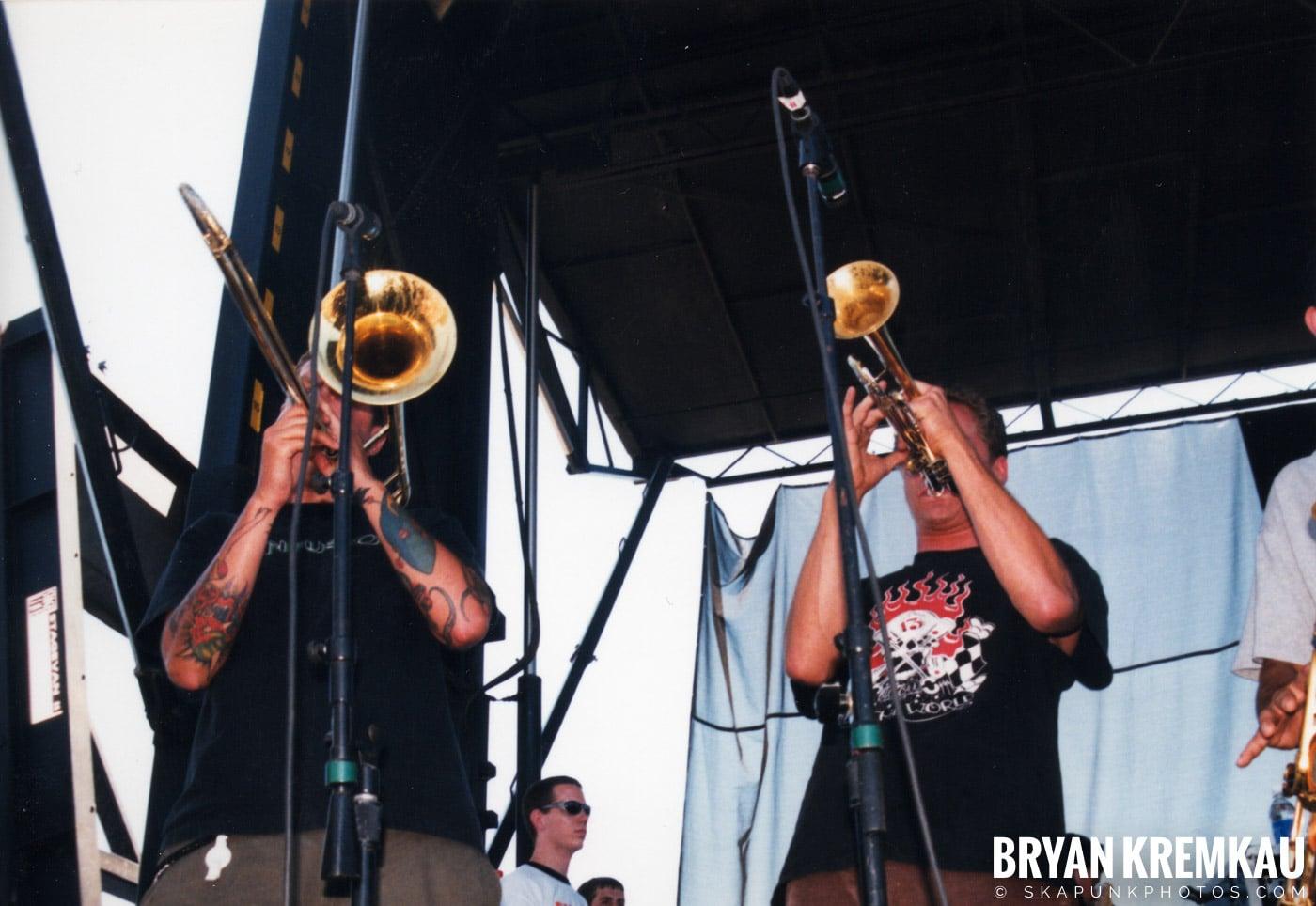 Voodoo Glow Skulls @ Vans Warped Tour, Randall's Island, NYC - 8.1.98 (5)
