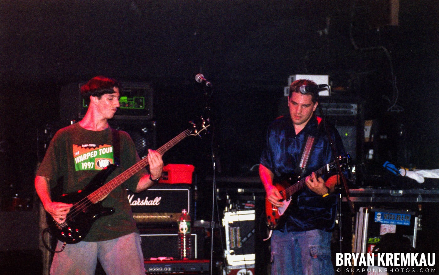 What's Your Problem, Brian @ The Chance, Poughkeepsie, NY - 8.4.00 (5)