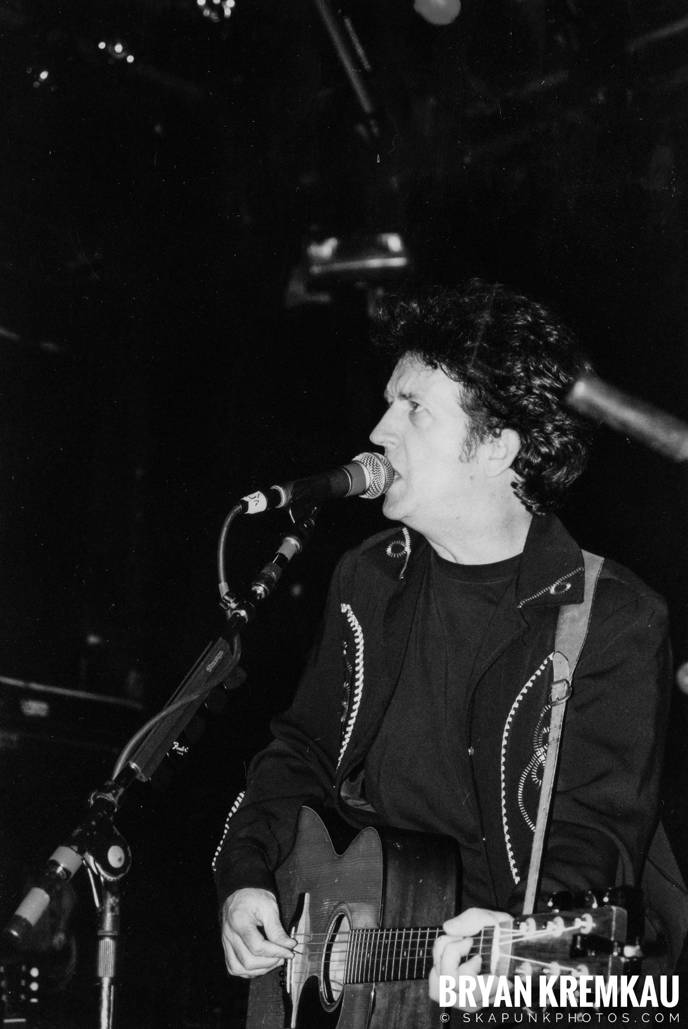 Willie Nile @ Irving Plaza, NYC - 10.4.04 (10)