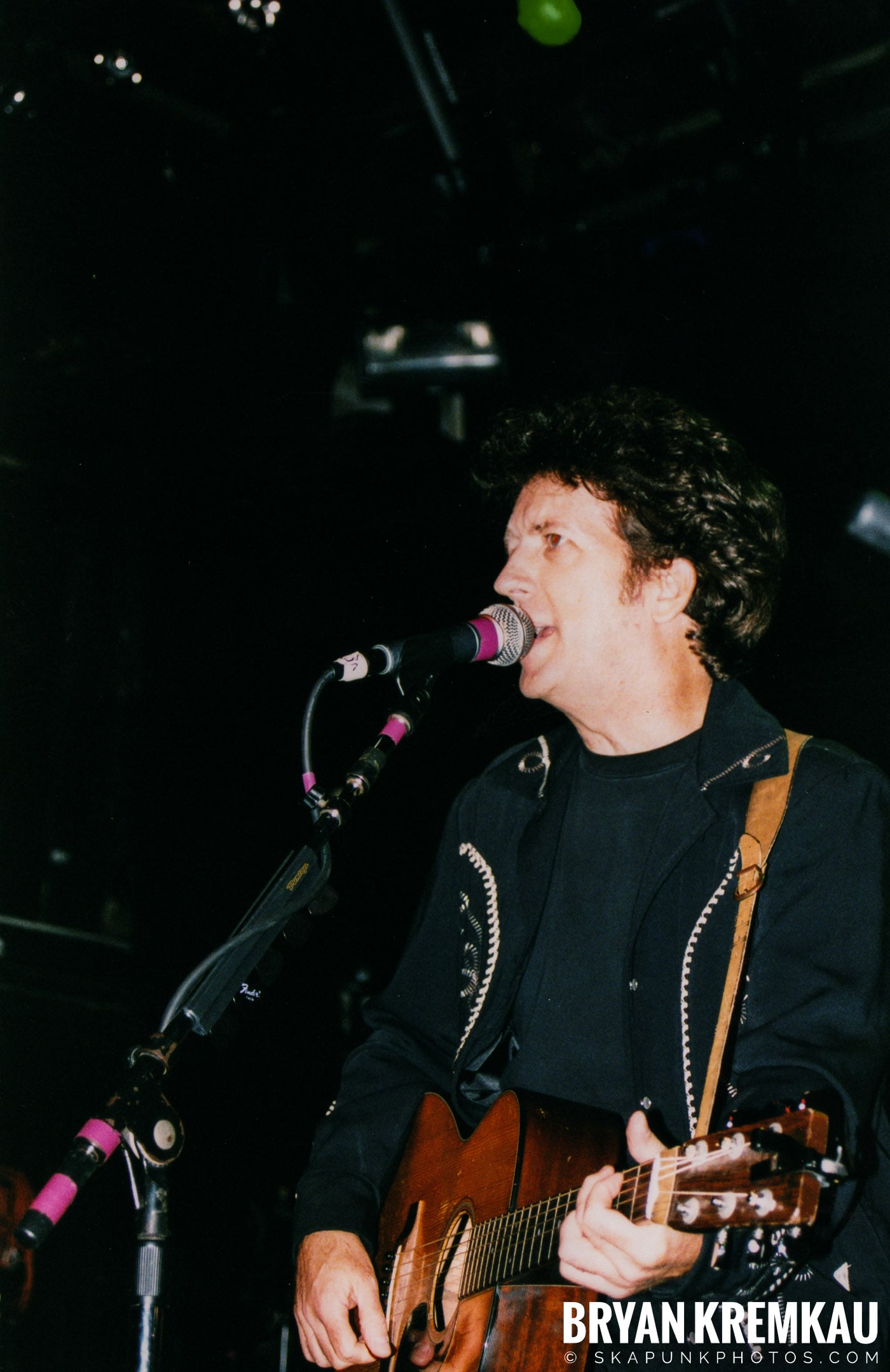 Willie Nile @ Irving Plaza, NYC - 10.4.04 (5)