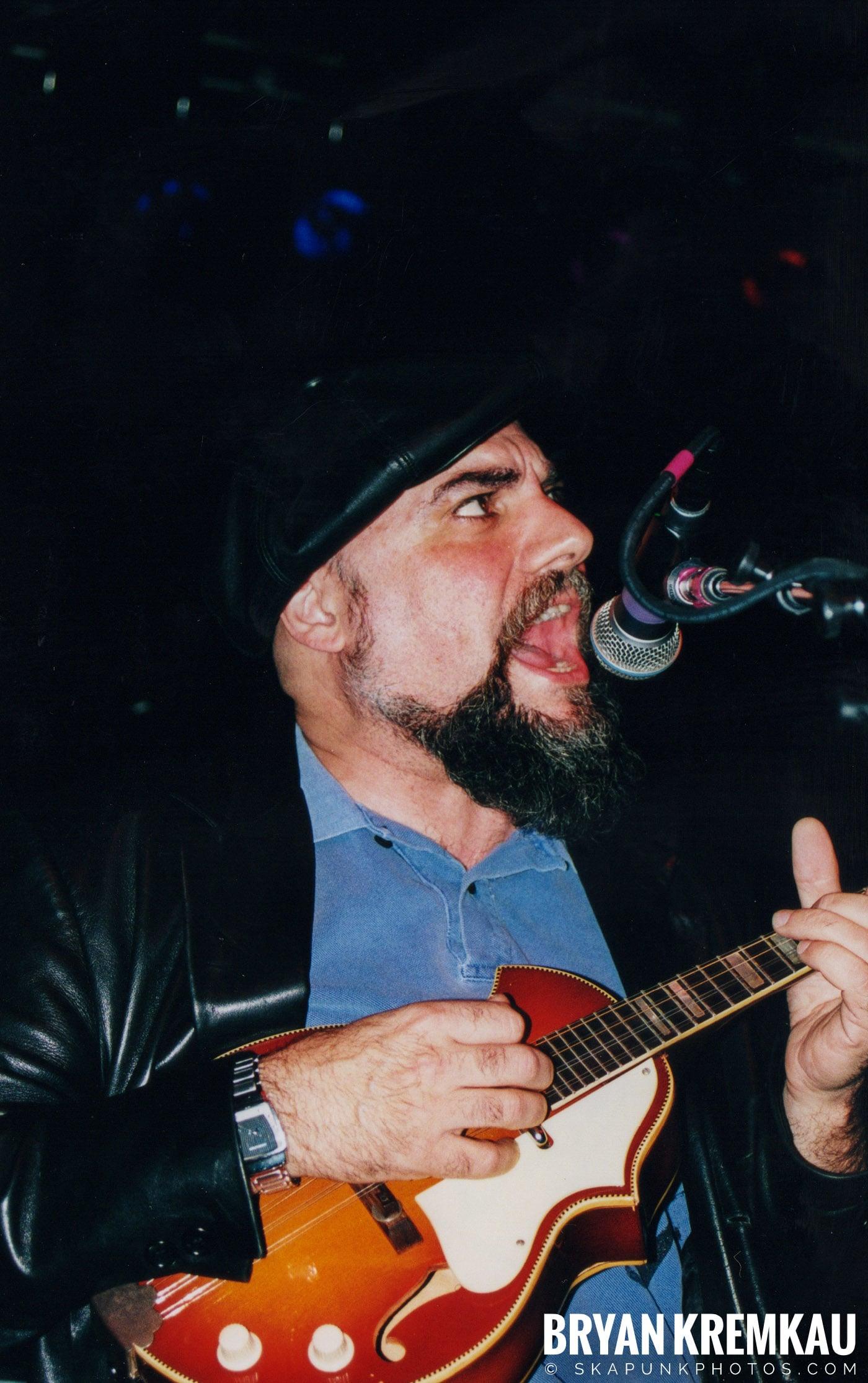 Willie Nile @ Irving Plaza, NYC - 10.4.04 (2)