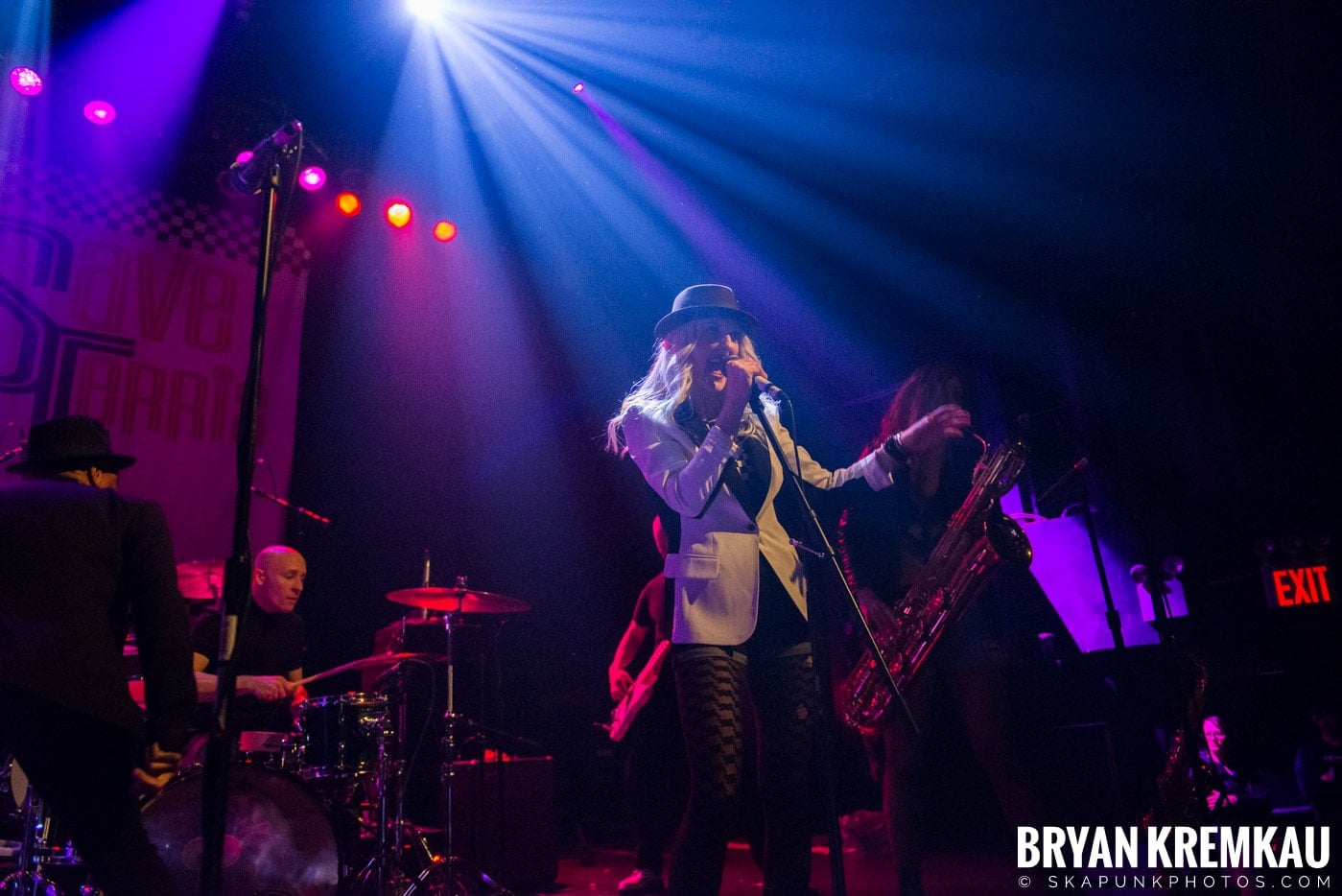 Rude Boy George @ Gramercy Theatre, NYC - 3.4.17 (53)