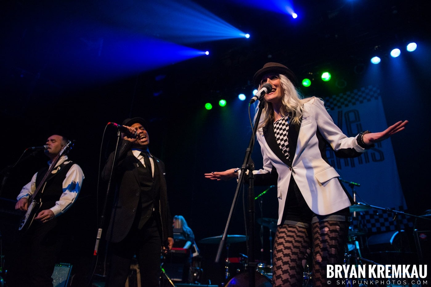 Rude Boy George @ Gramercy Theatre, NYC - 3.4.17 (17)