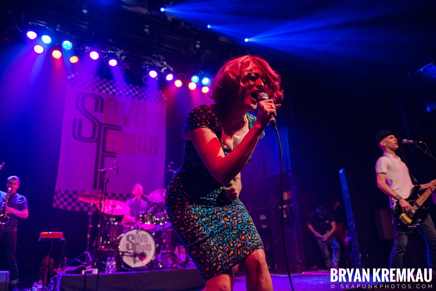 Save Ferris @ Gramercy Theatre, NYC - 3.4.17 (47)