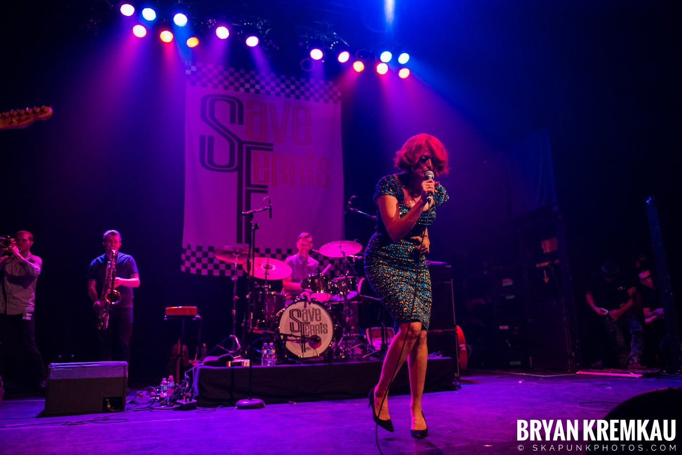 Save Ferris @ Gramercy Theatre, NYC - 3.4.17 (46)