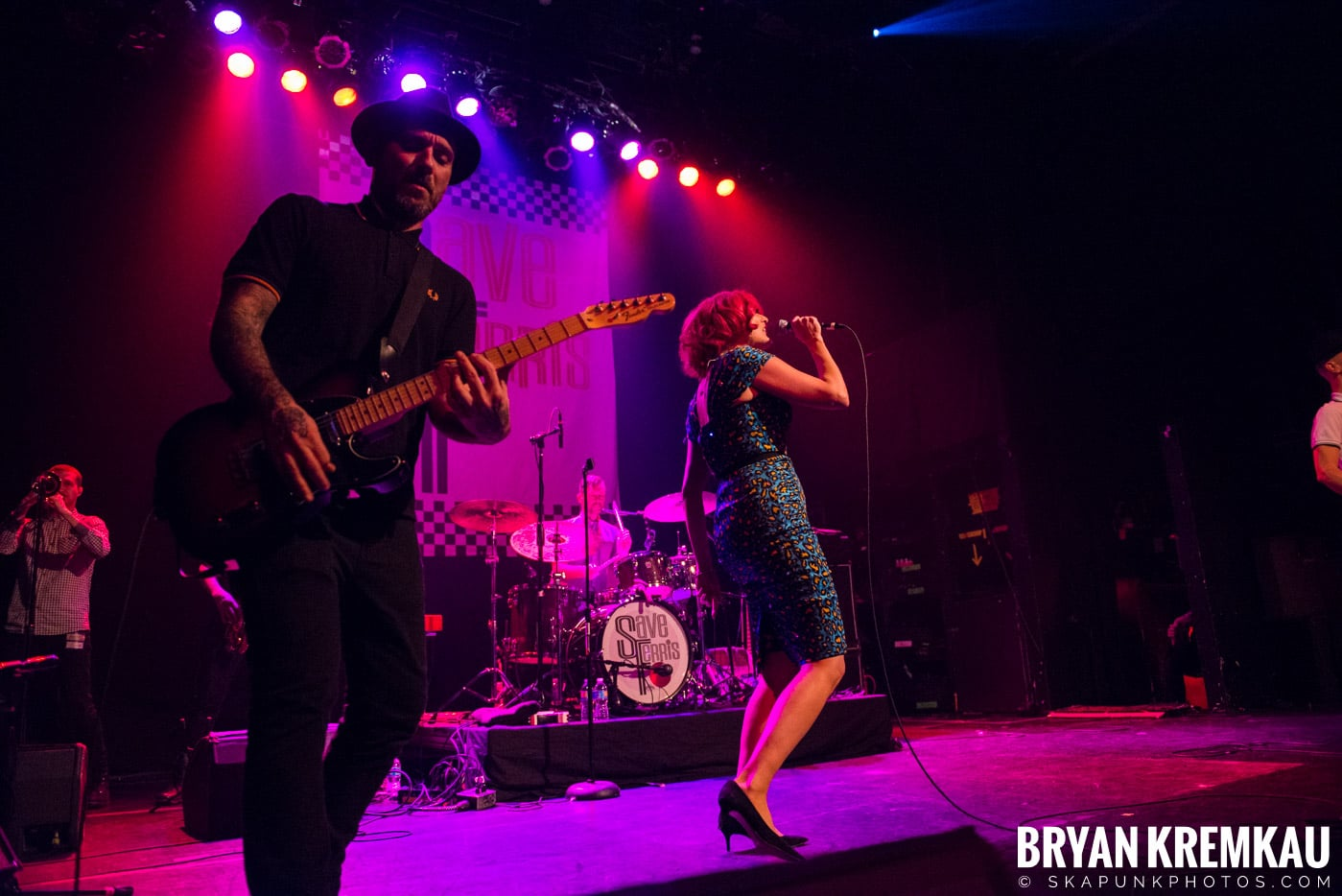 Save Ferris @ Gramercy Theatre, NYC - 3.4.17 (36)