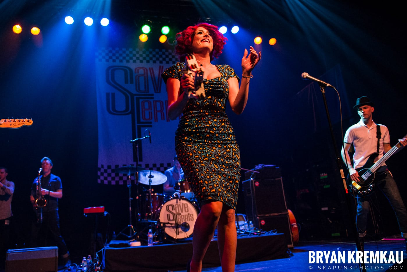 Save Ferris @ Gramercy Theatre, NYC - 3.4.17 (19)