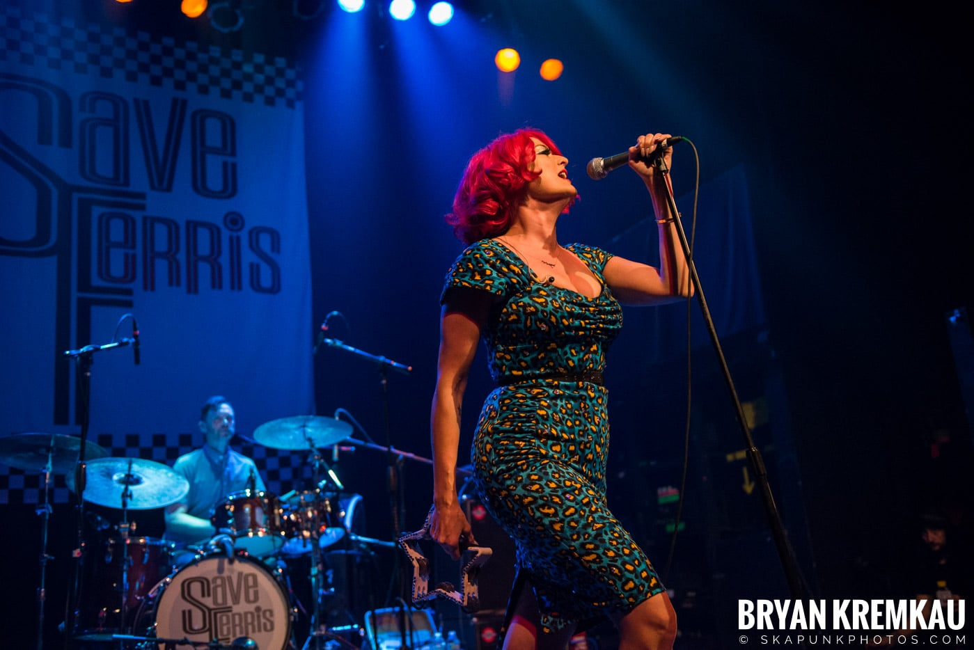 Save Ferris @ Gramercy Theatre, NYC - 3.4.17 (14)