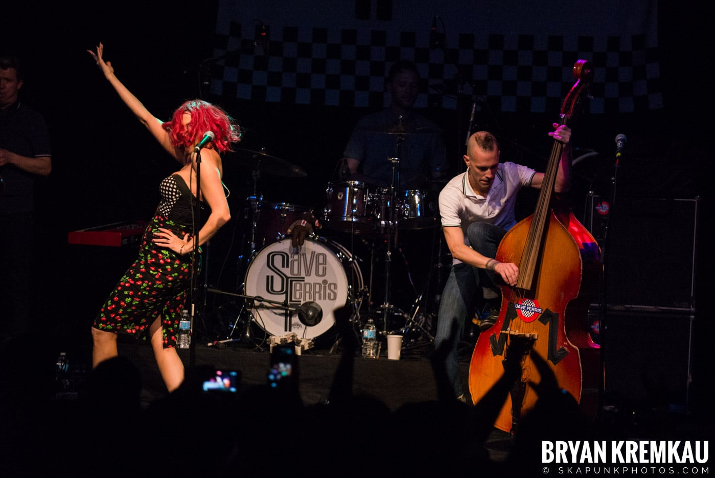 Save Ferris @ Gramercy Theatre, NYC - 3.4.17 (6)