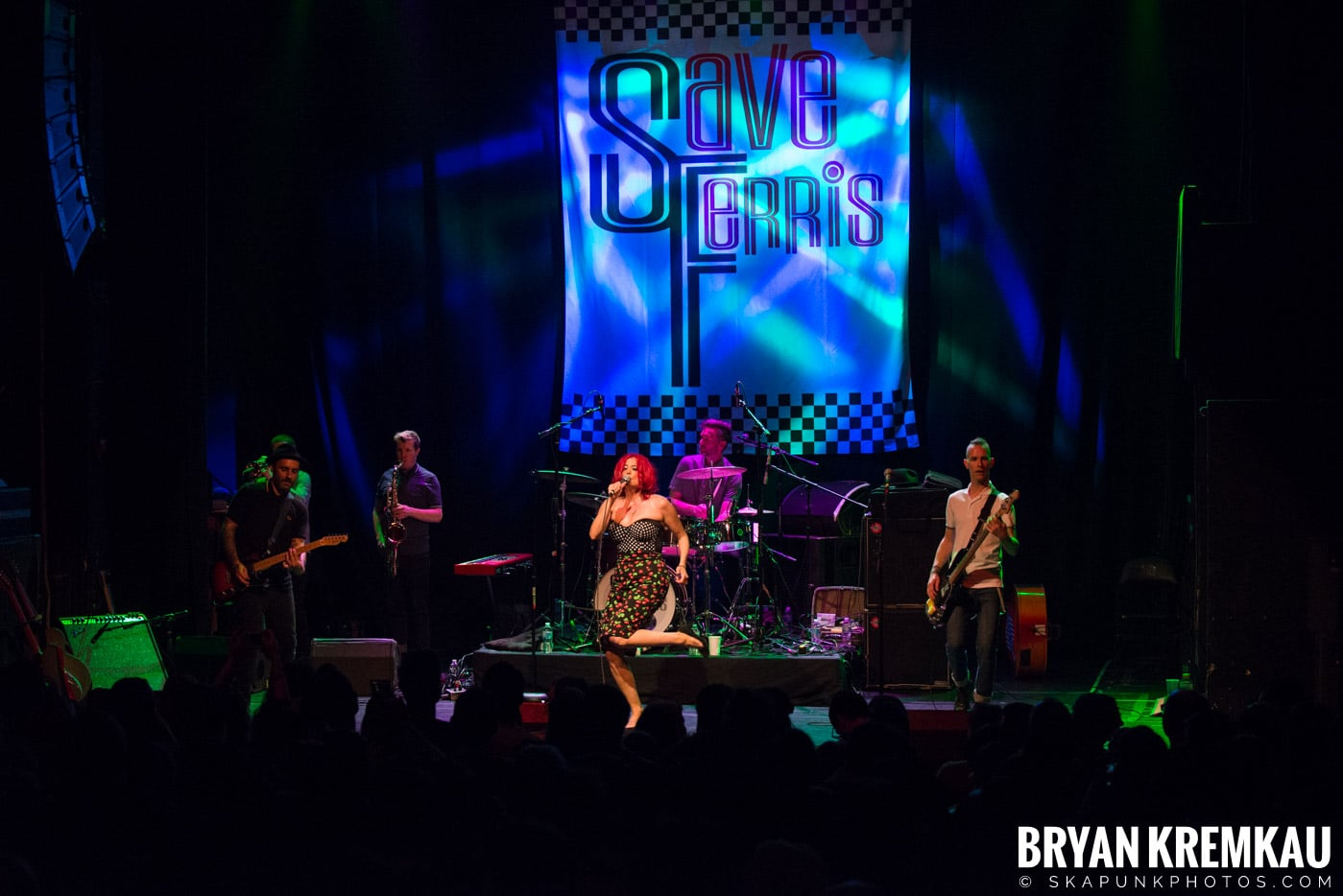 Save Ferris @ Gramercy Theatre, NYC - 3.4.17 (3)