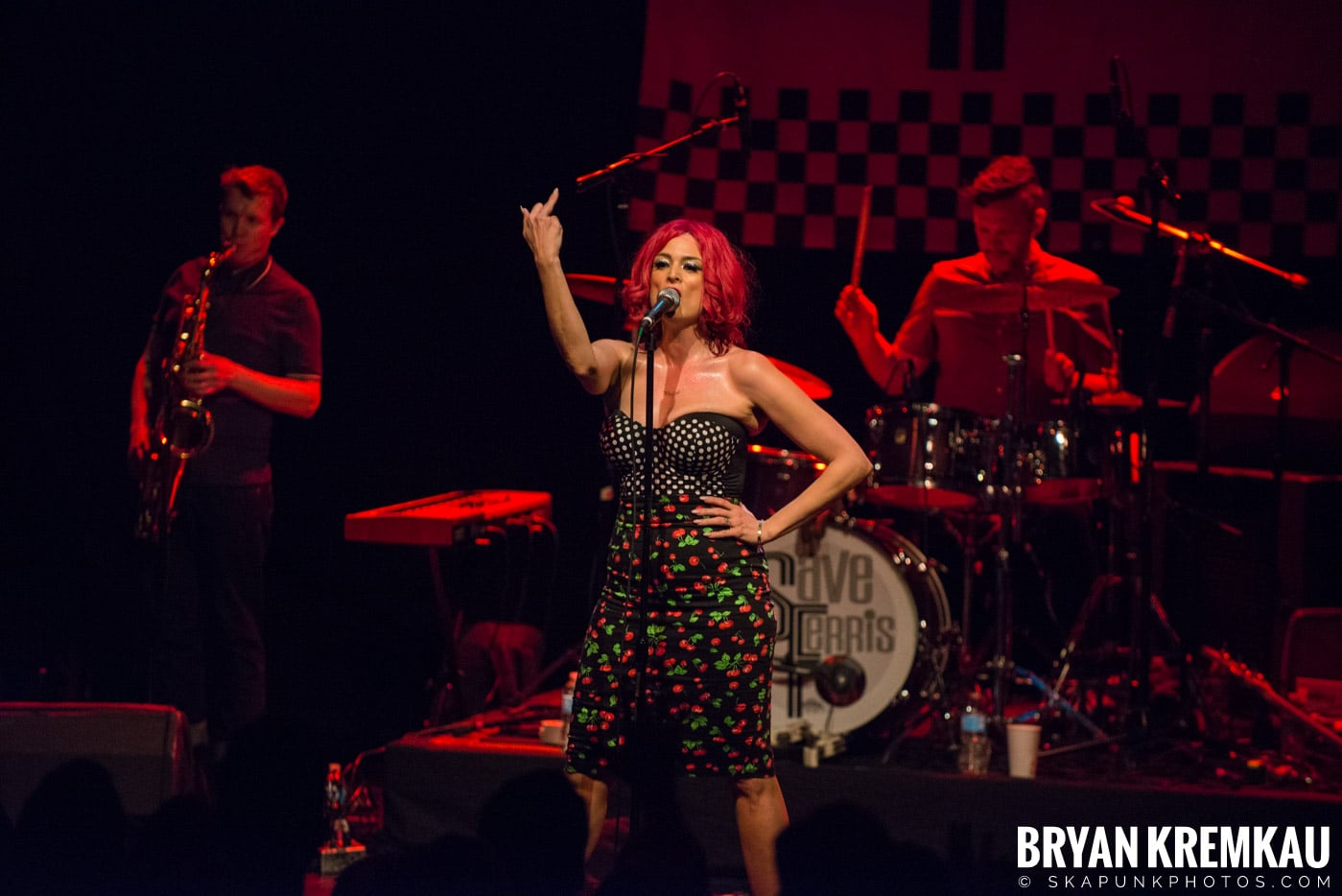 Save Ferris @ Gramercy Theatre, NYC - 3.4.17 (2)