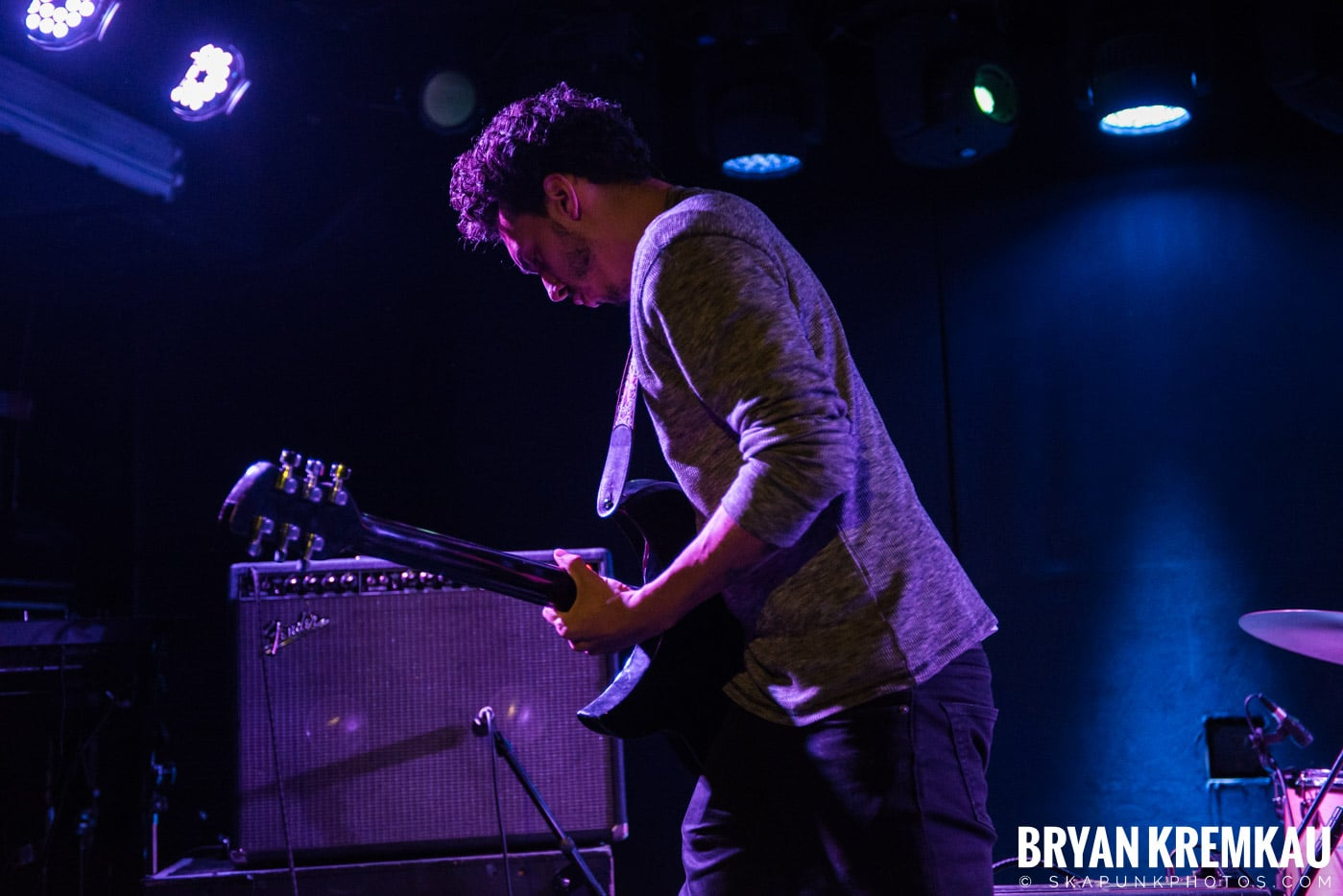 Hot Curl @ Mercury Lounge, NYC - 3.10.17 (19)