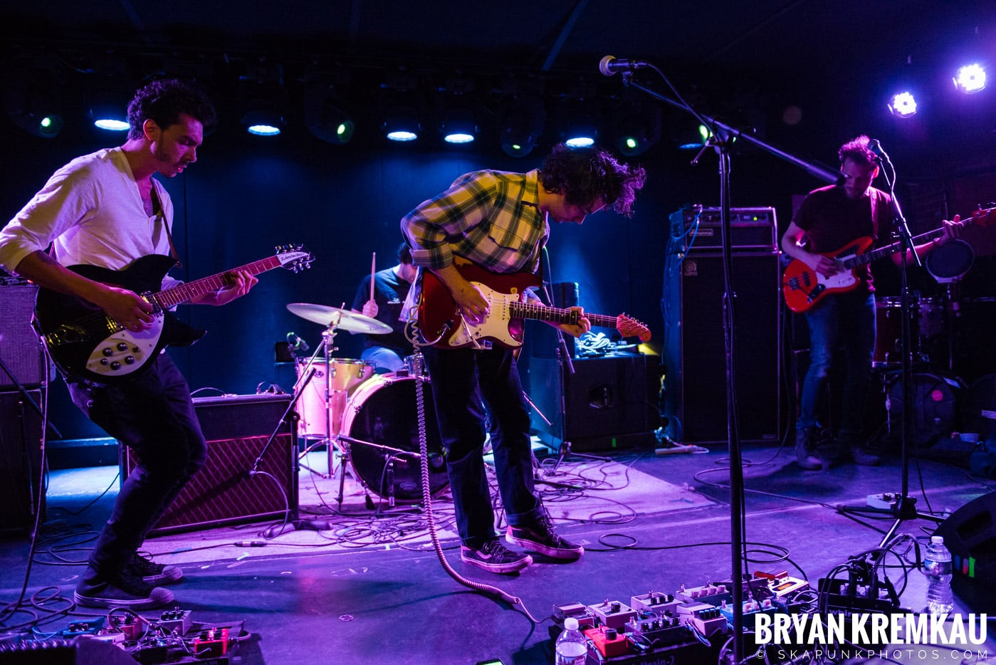 Hot Curl @ Mercury Lounge, NYC - 3.10.17 (5)