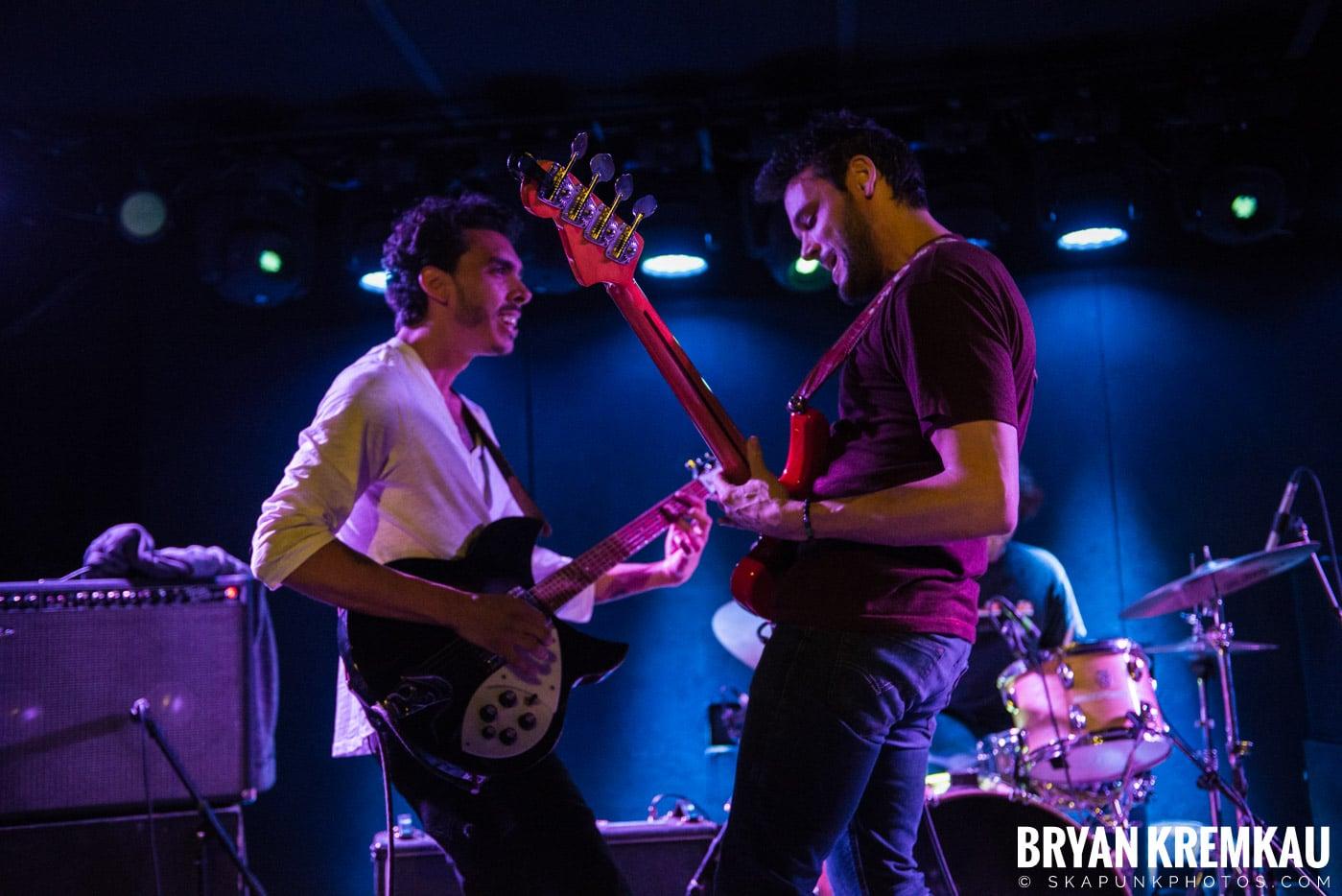 Hot Curl @ Mercury Lounge, NYC - 3.10.17 (2)