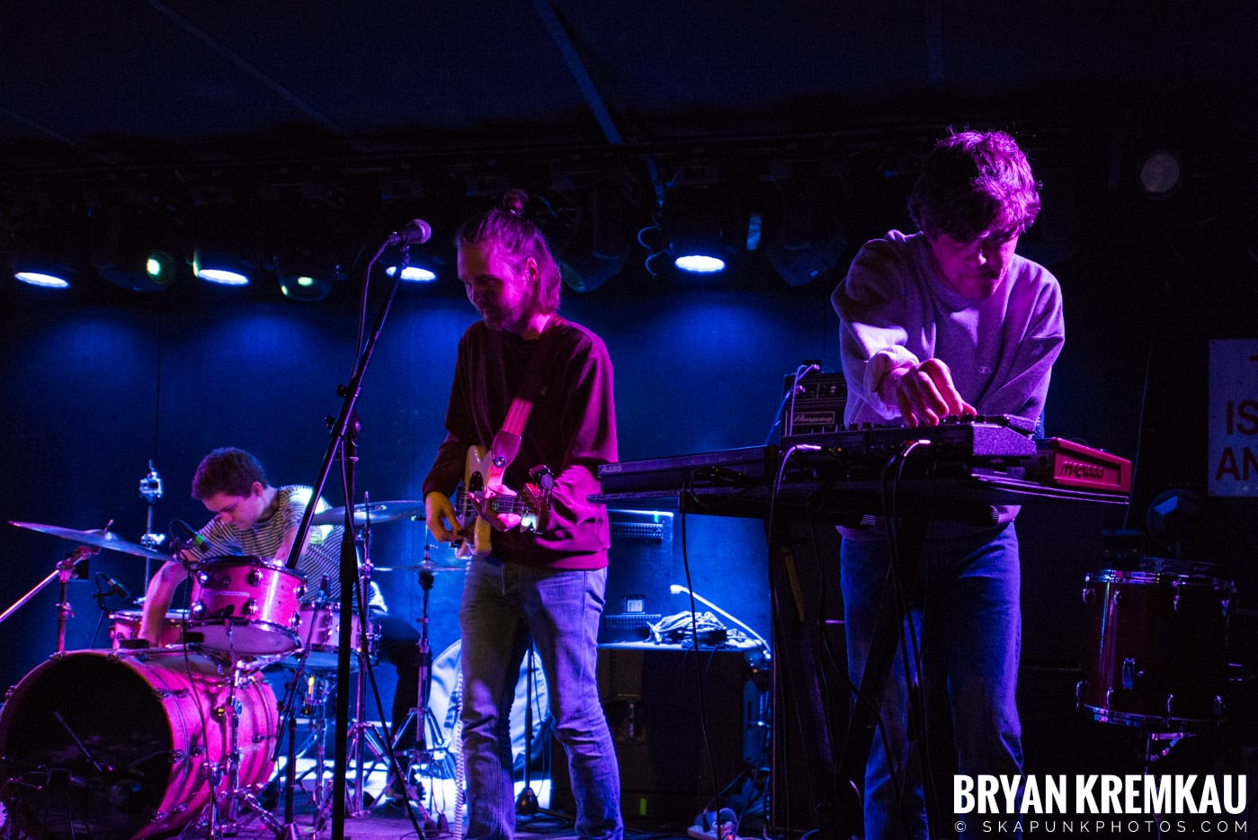 Chain Wallet @ Mercury Lounge, NYC - 3.10.17 (20)