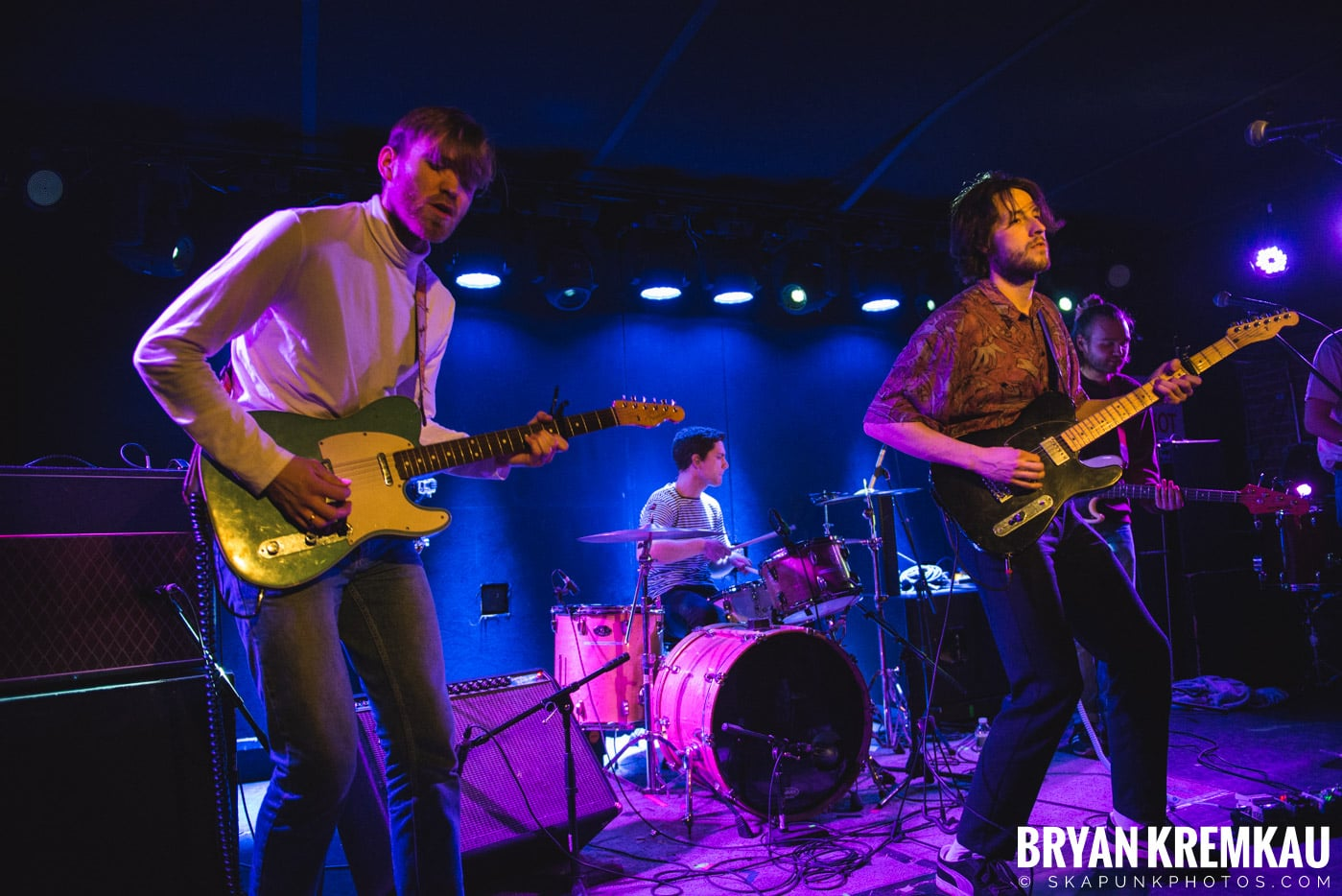 Chain Wallet @ Mercury Lounge, NYC - 3.10.17 (8)