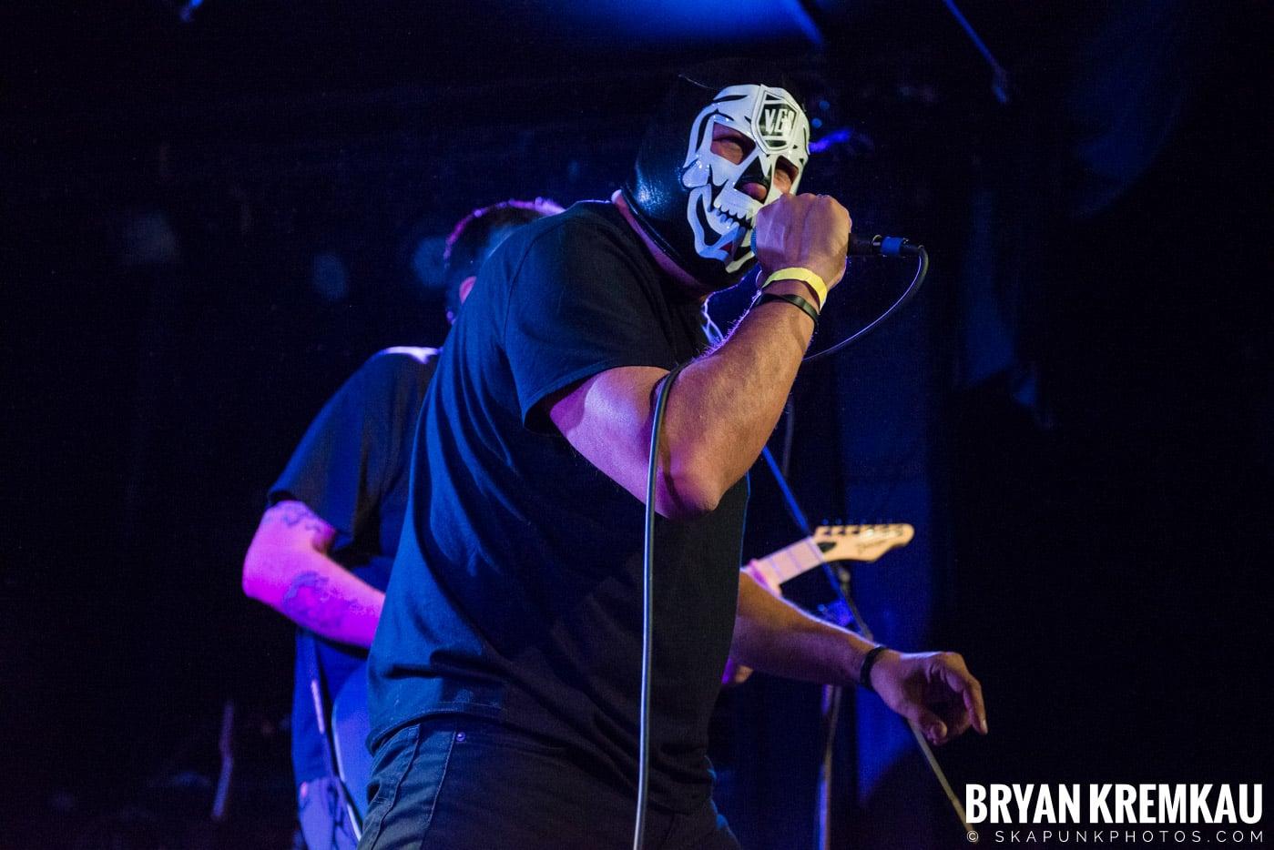 Voodoo Glow Skulls @ Knitting Factory, Brooklyn, NY - 3.24.17 (42)