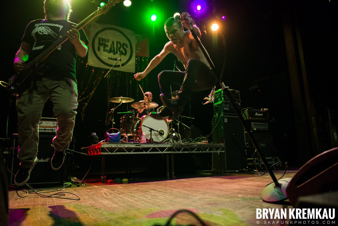 PEARS @ Webster Hall, NYC - 4.23.17 (2)