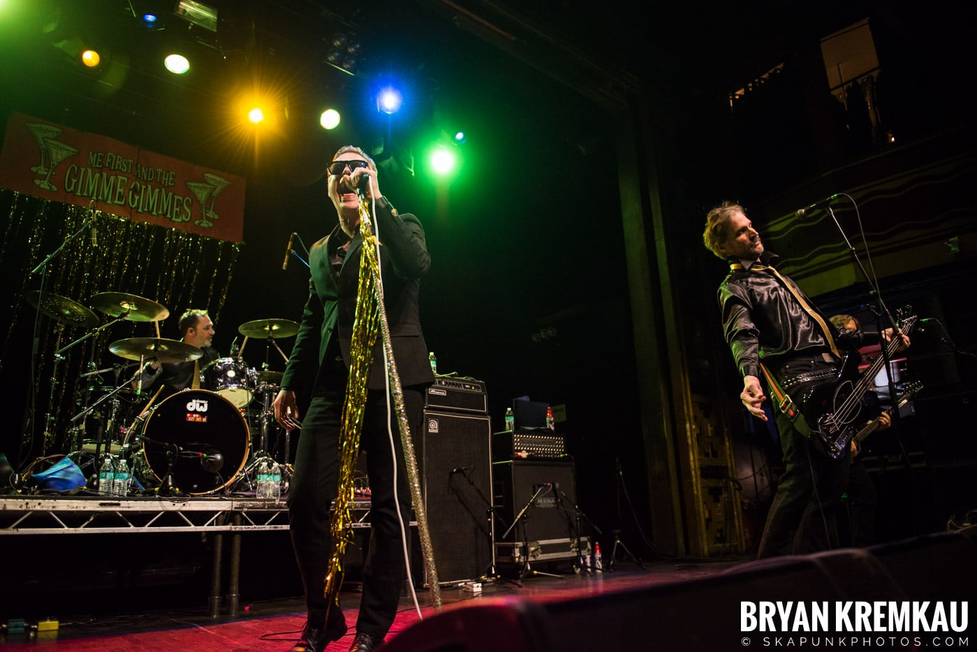 Me First And The Gimme Gimmes @ Webster Hall, NYC - 4.23.17 (43)