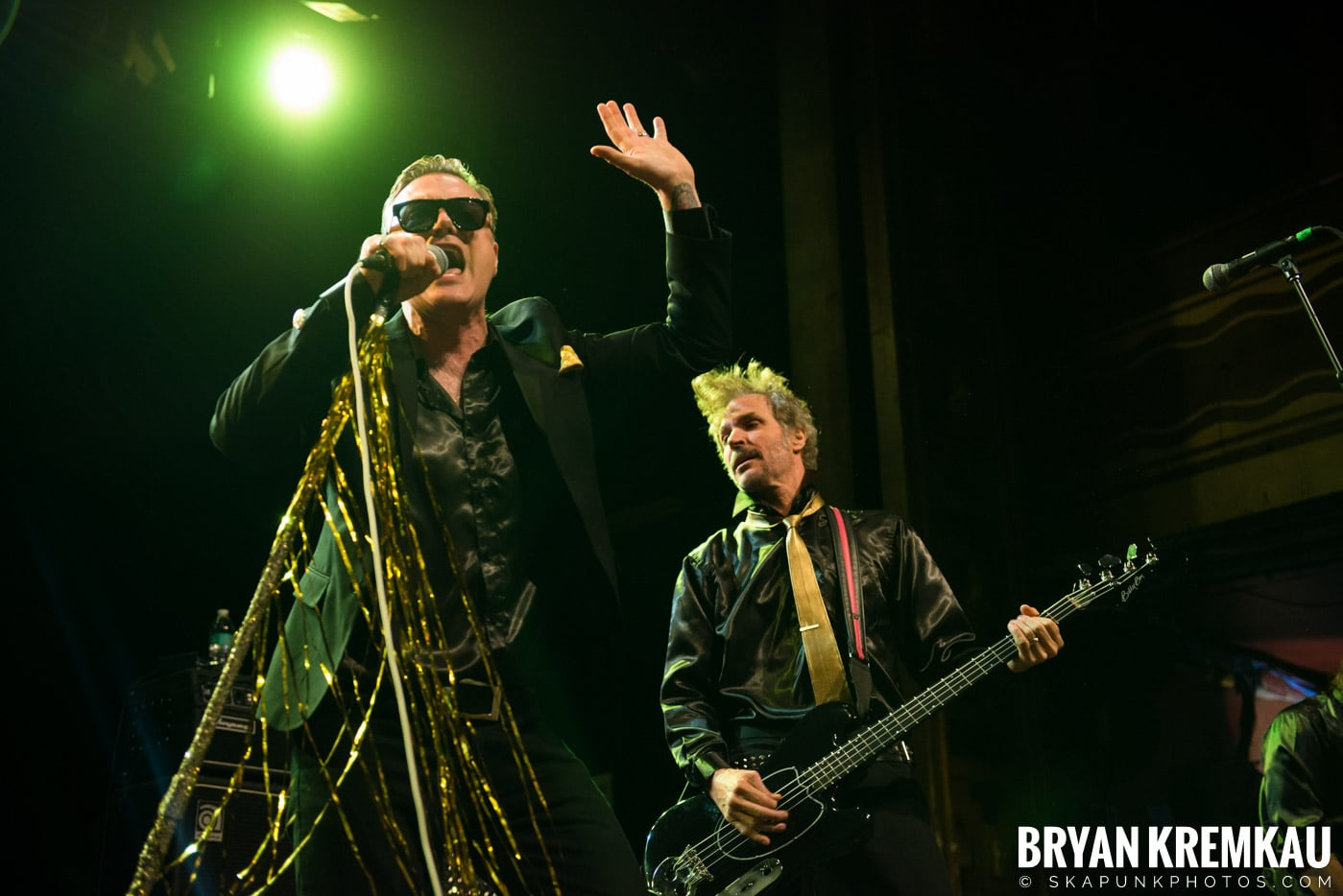 Me First And The Gimme Gimmes @ Webster Hall, NYC - 4.23.17 (40)