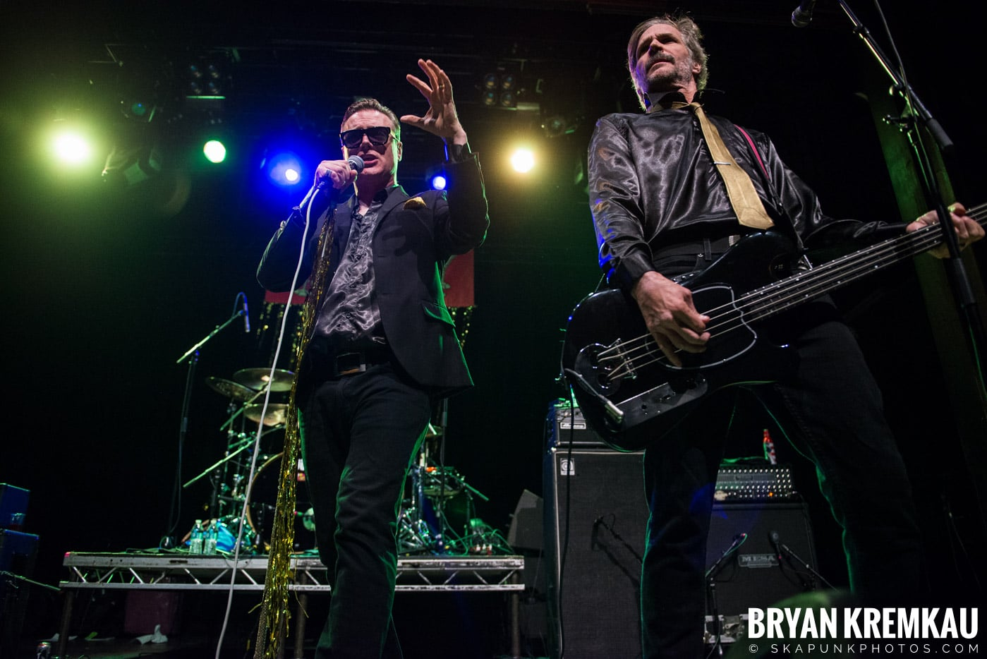 Me First And The Gimme Gimmes @ Webster Hall, NYC - 4.23.17 (28)