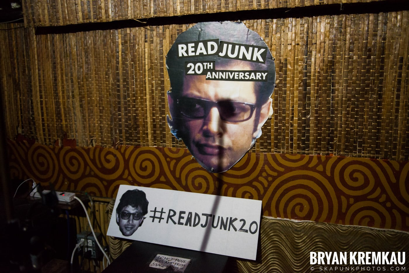 ReadJunk.com 20th Anniversary Party @ Otto's Shrunken Head, NYC - 4.29.17 (90)