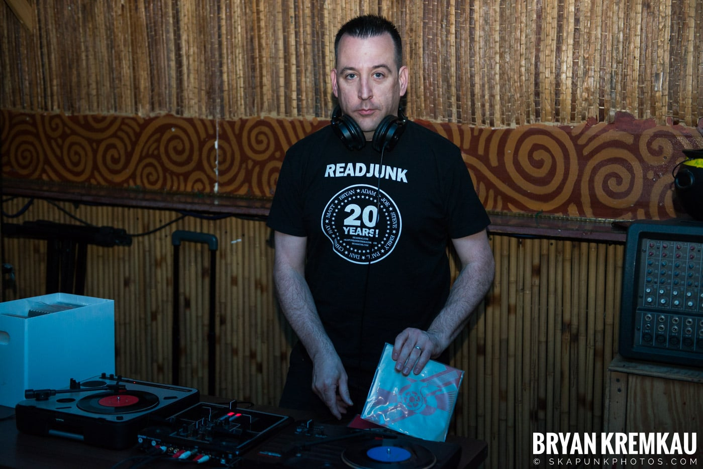 ReadJunk.com 20th Anniversary Party @ Otto's Shrunken Head, NYC - 4.29.17 (89)