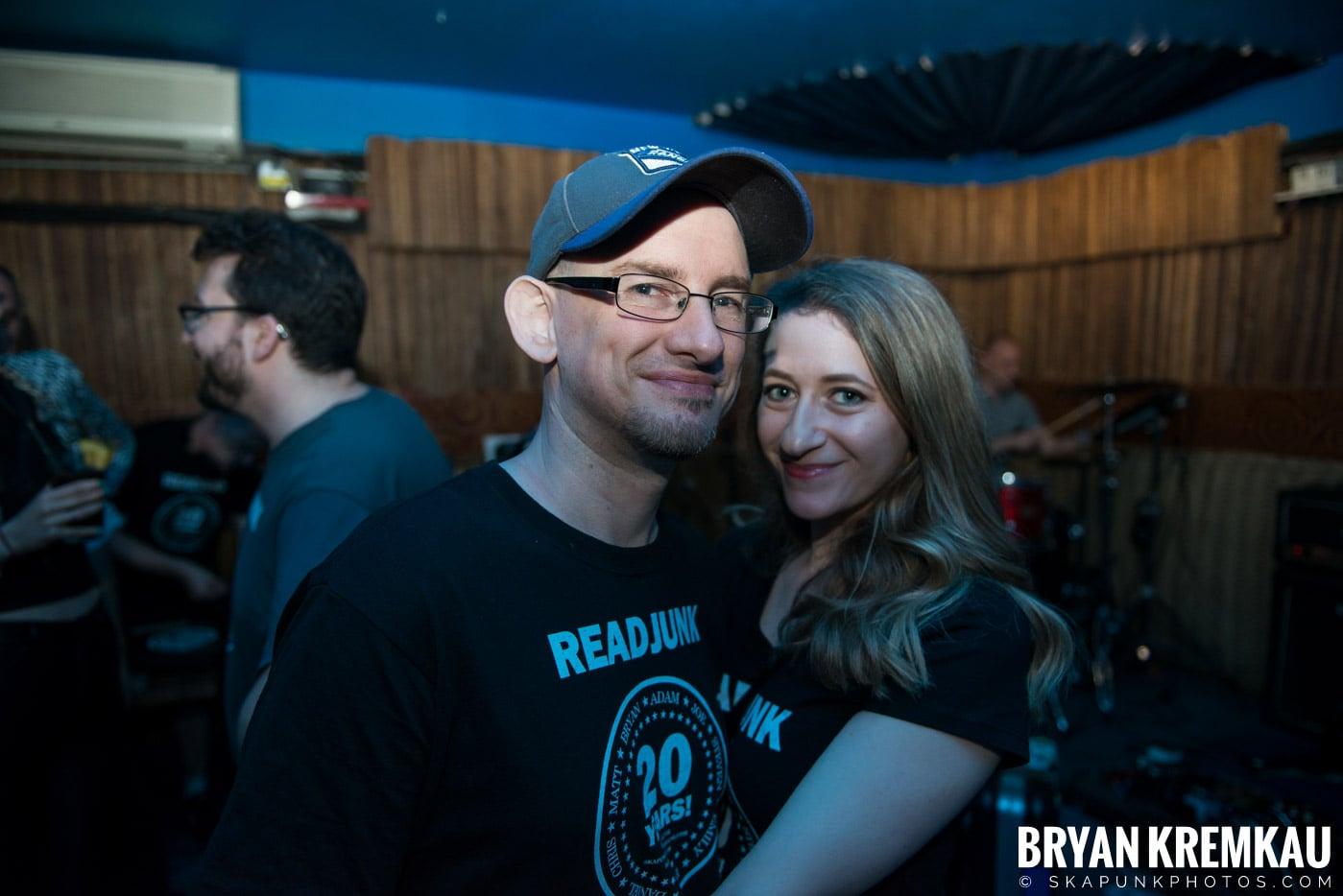 ReadJunk.com 20th Anniversary Party @ Otto's Shrunken Head, NYC - 4.29.17 (79)