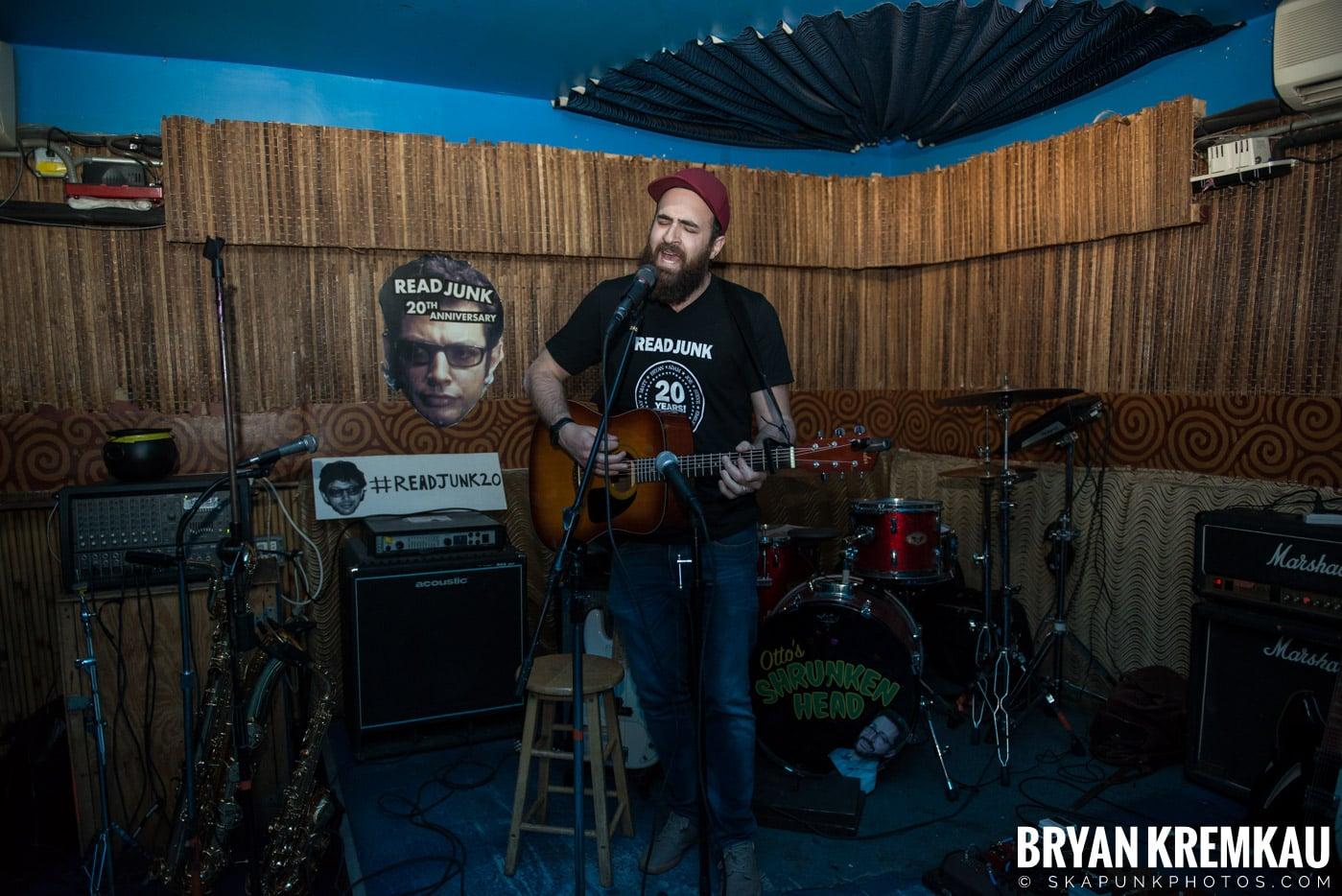 ReadJunk.com 20th Anniversary Party @ Otto's Shrunken Head, NYC - 4.29.17 (71)