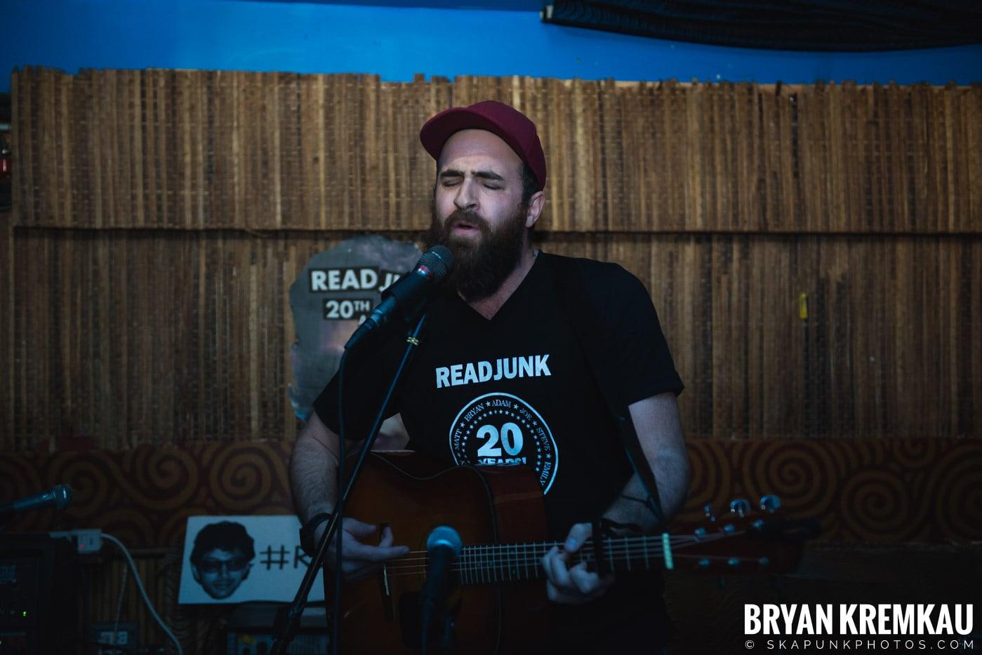 ReadJunk.com 20th Anniversary Party @ Otto's Shrunken Head, NYC - 4.29.17 (67)