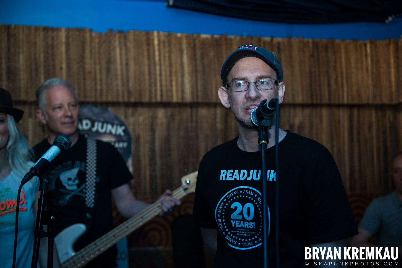 ReadJunk.com 20th Anniversary Party @ Otto's Shrunken Head, NYC - 4.29.17 (59)