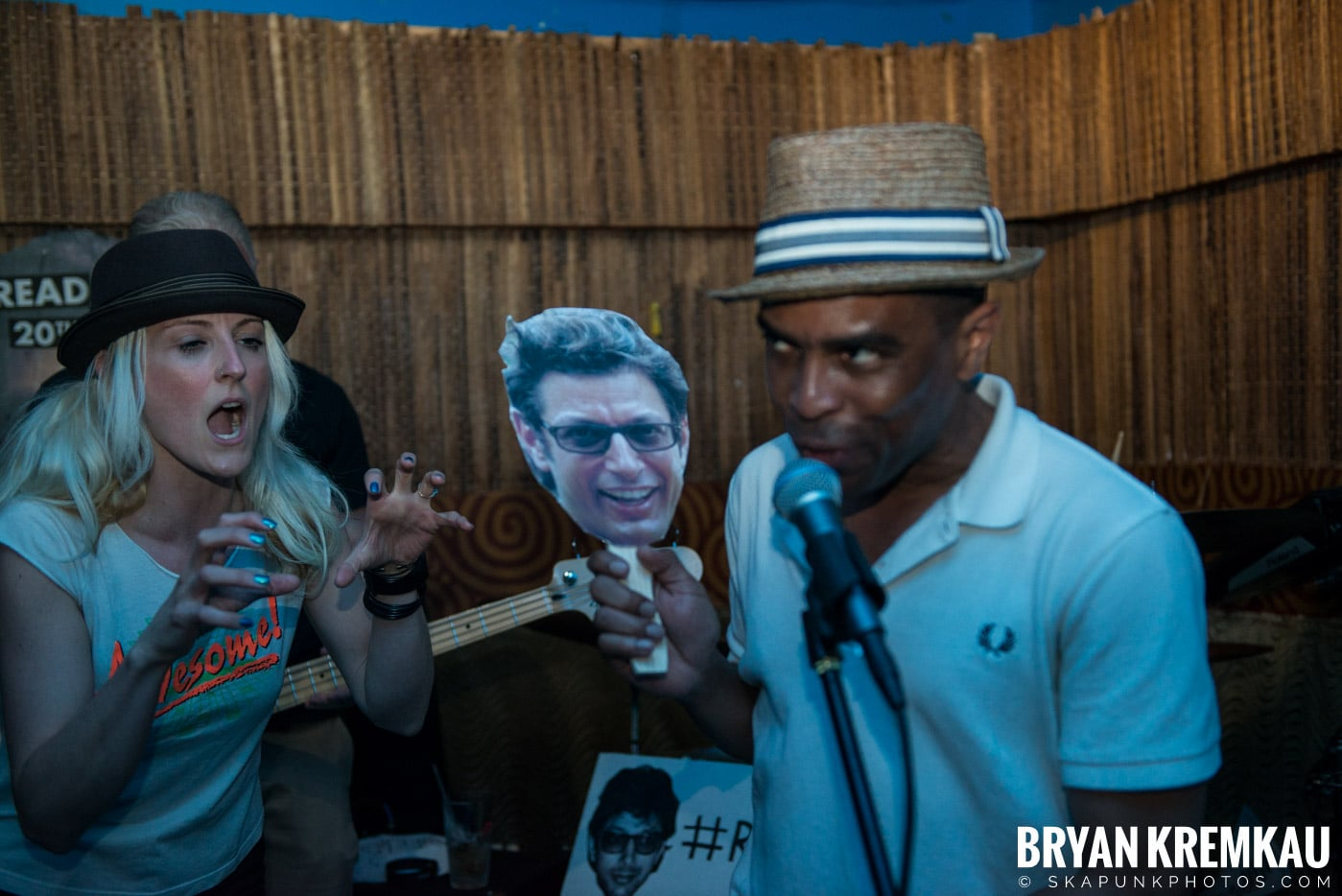ReadJunk.com 20th Anniversary Party @ Otto's Shrunken Head, NYC - 4.29.17 (43)
