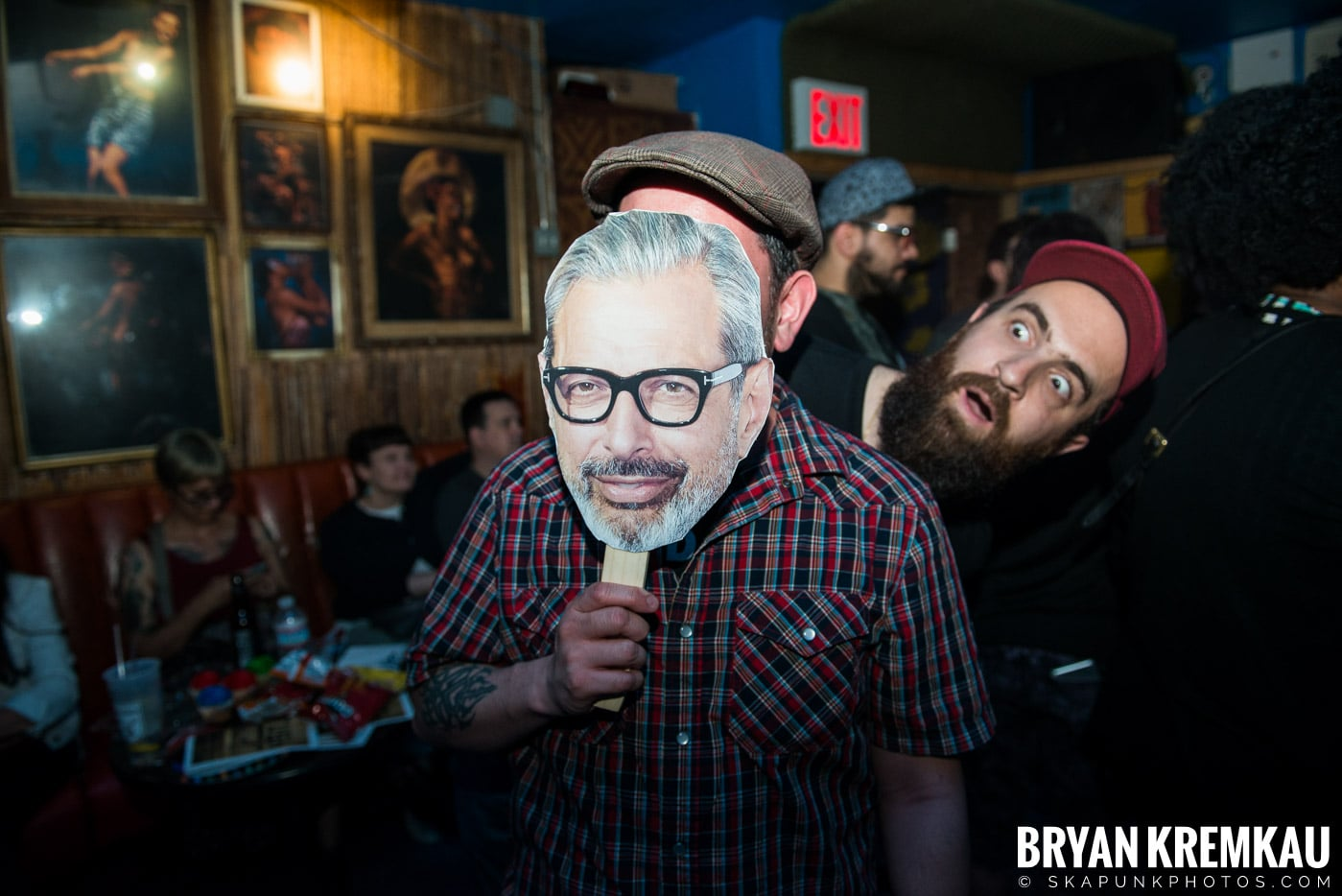 ReadJunk.com 20th Anniversary Party @ Otto's Shrunken Head, NYC - 4.29.17 (27)